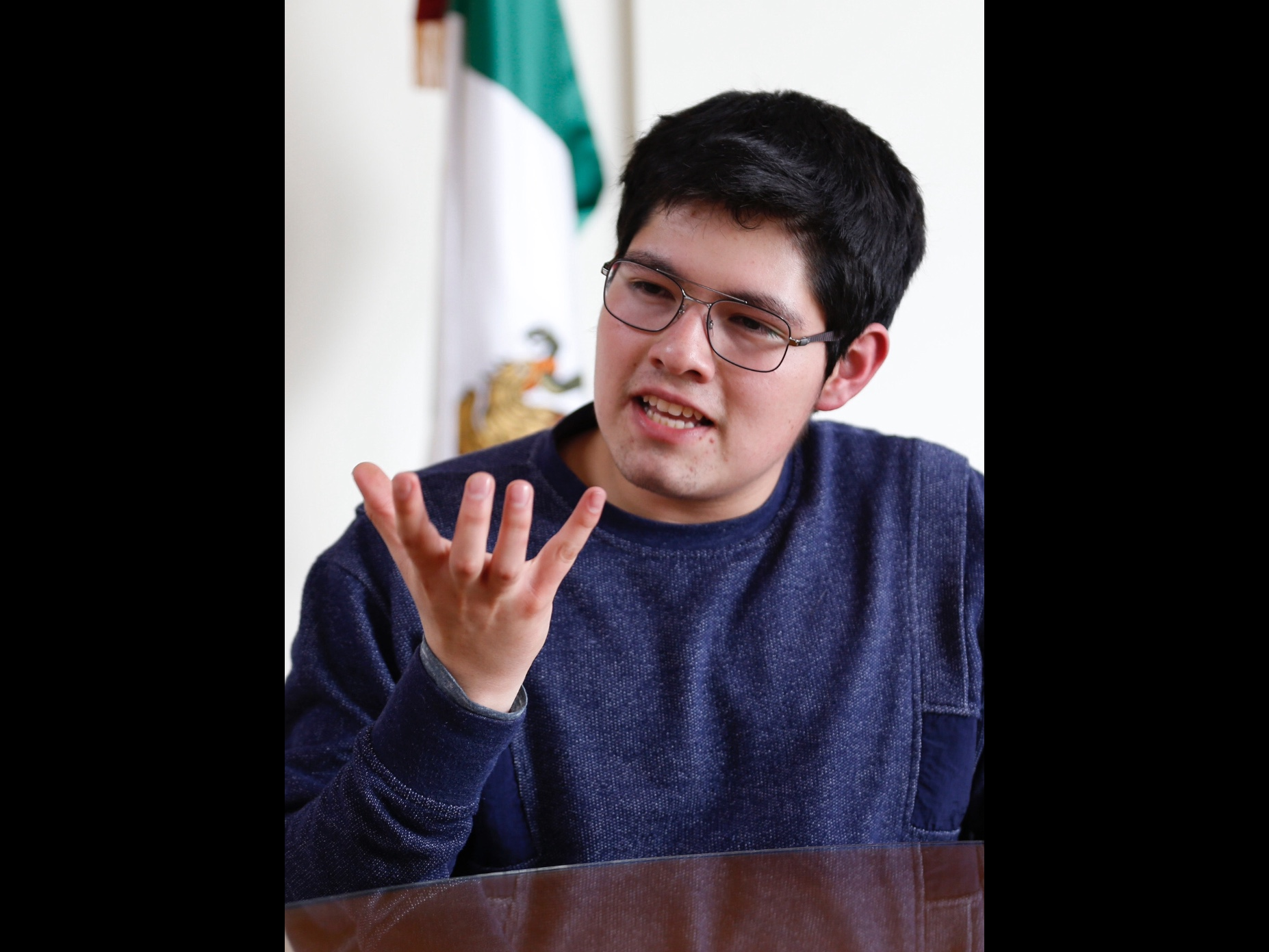 Universitario representará a México en Olimpiada Internacional de Biología