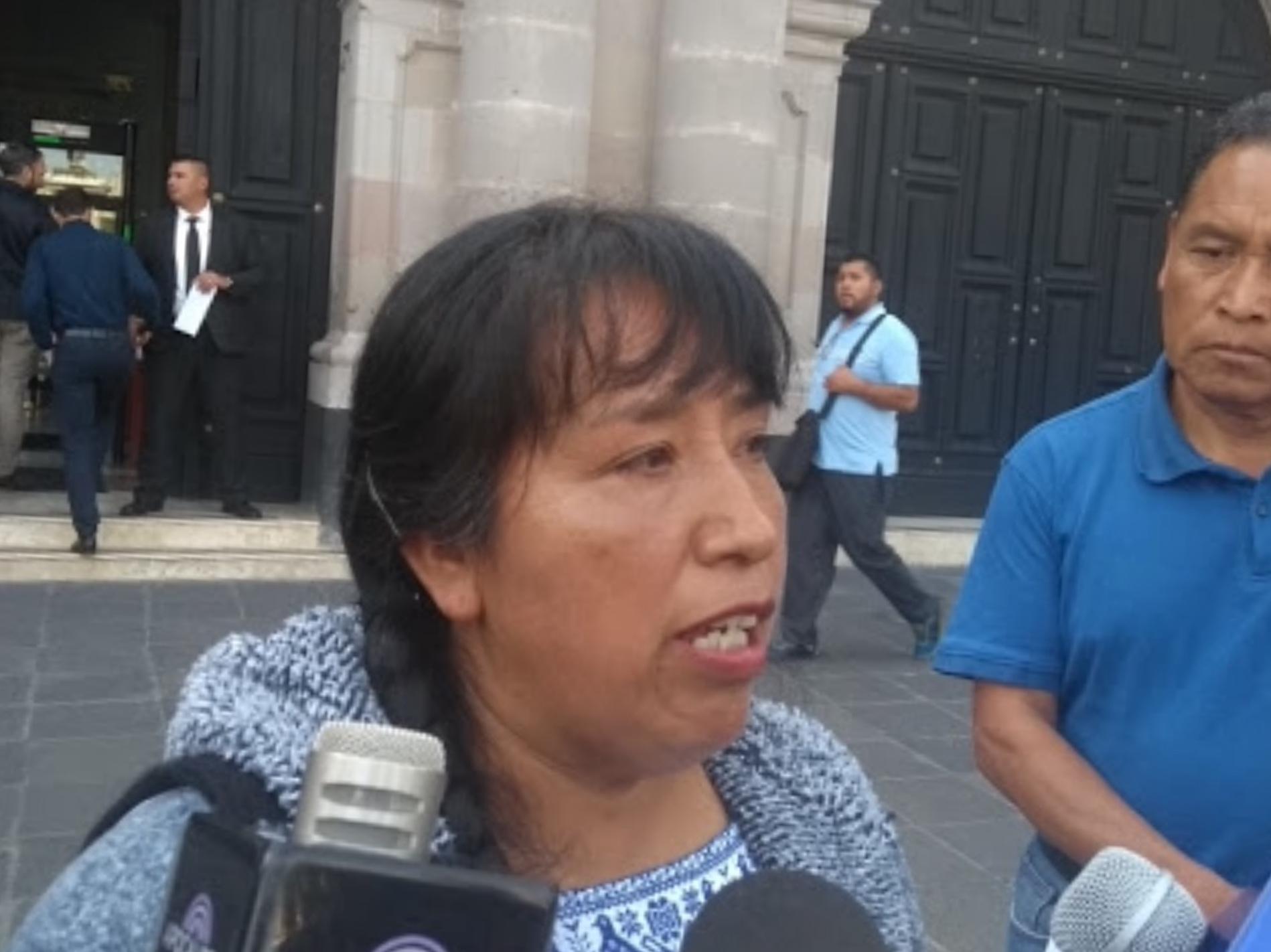 Acusan exterminio indígena en Tiaguistenco