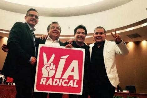 Vía Radical se despide del financiamiento público