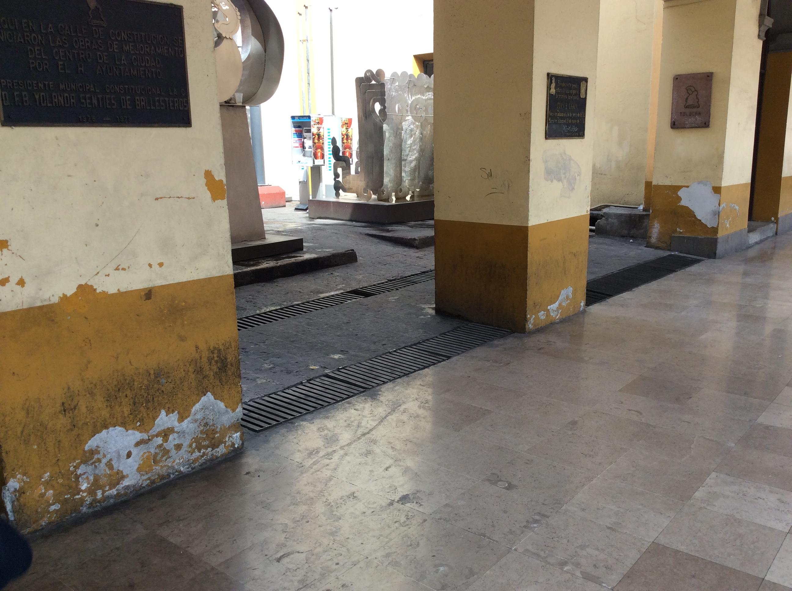 Vive Centro Histórico de Toluca la peor crisis en años