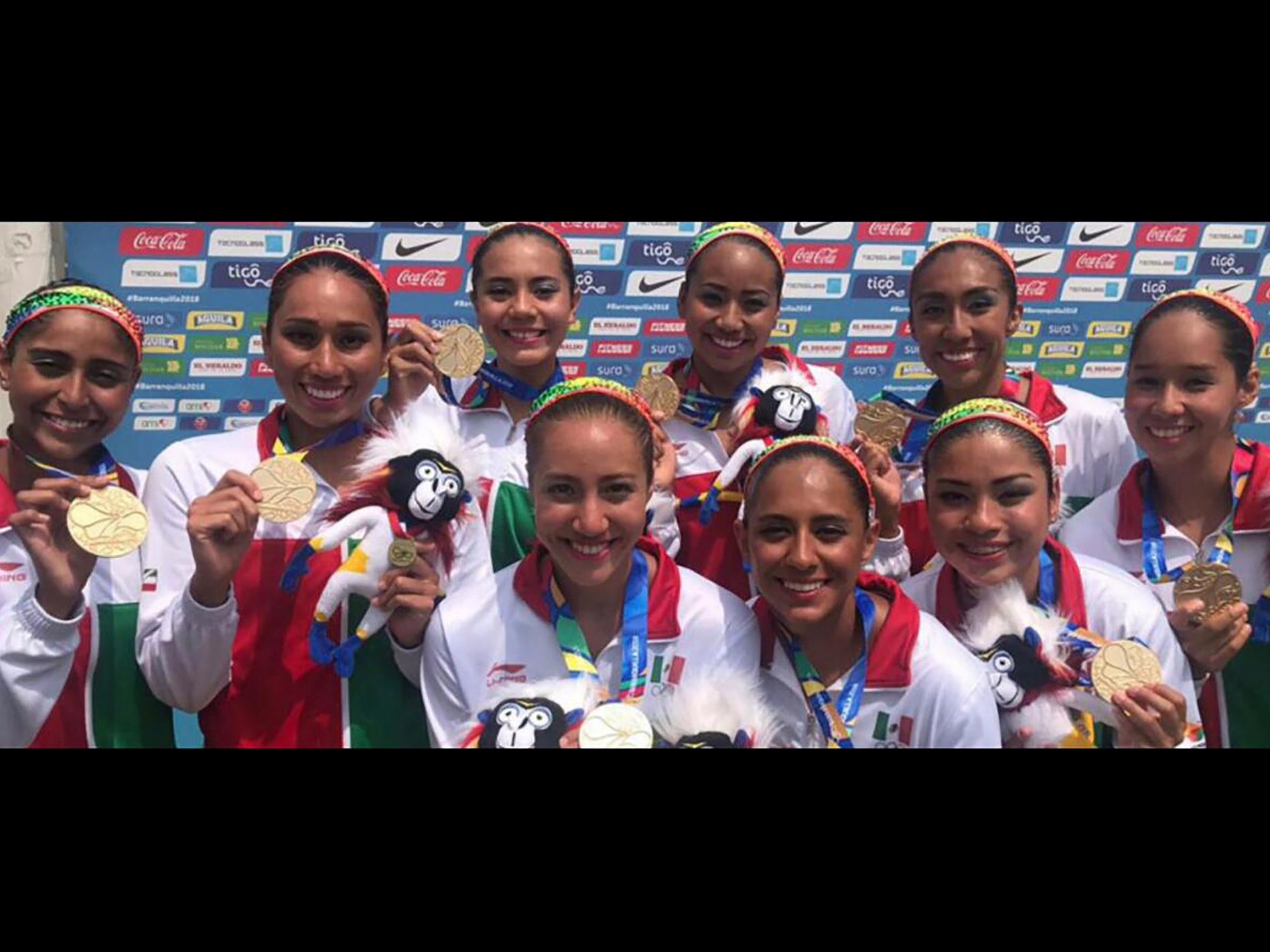 UAEM consigue la gloria en Juegos Centroamericanos