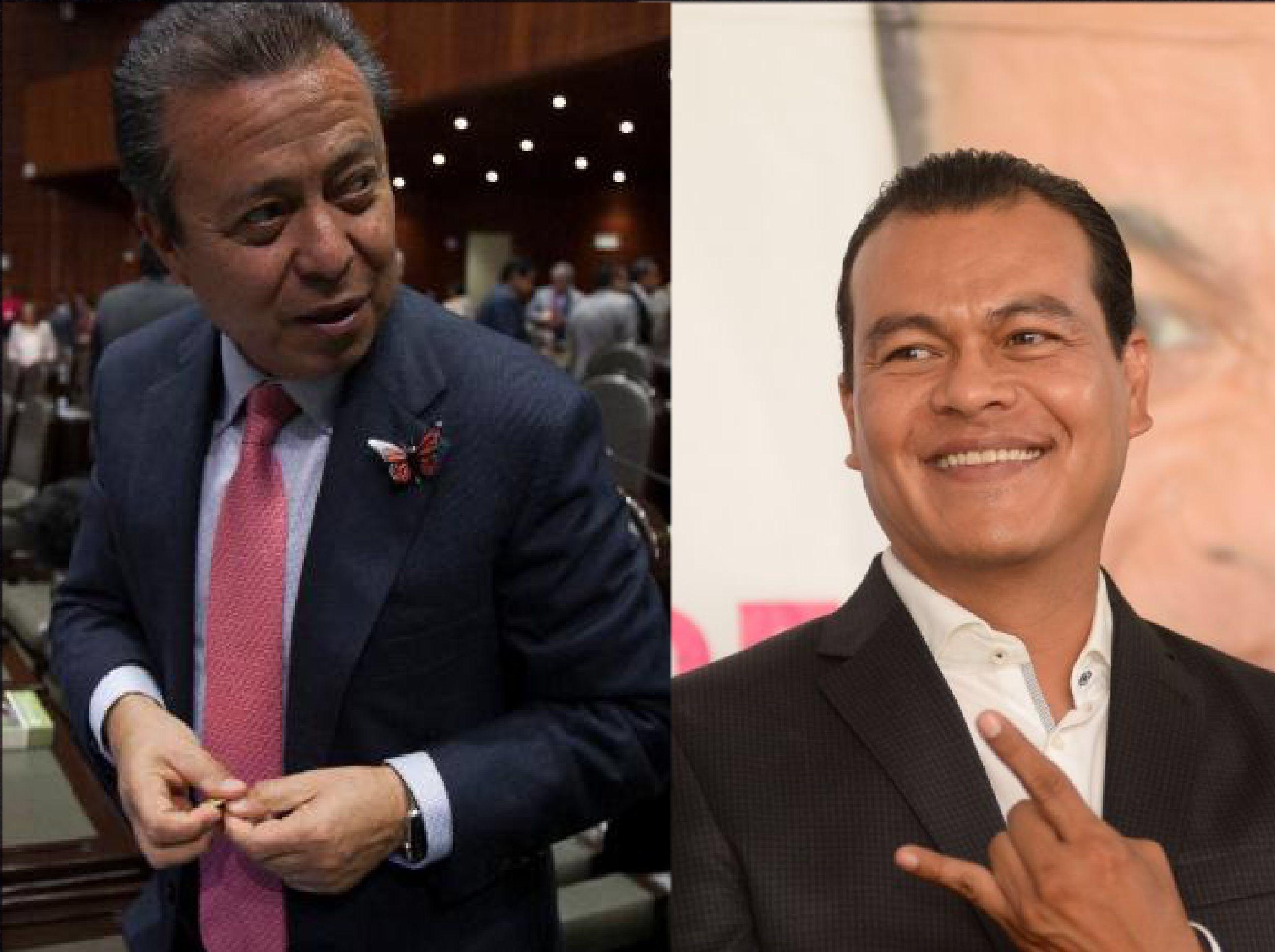 Le respetan lugar en Senado a Juan Zepeda