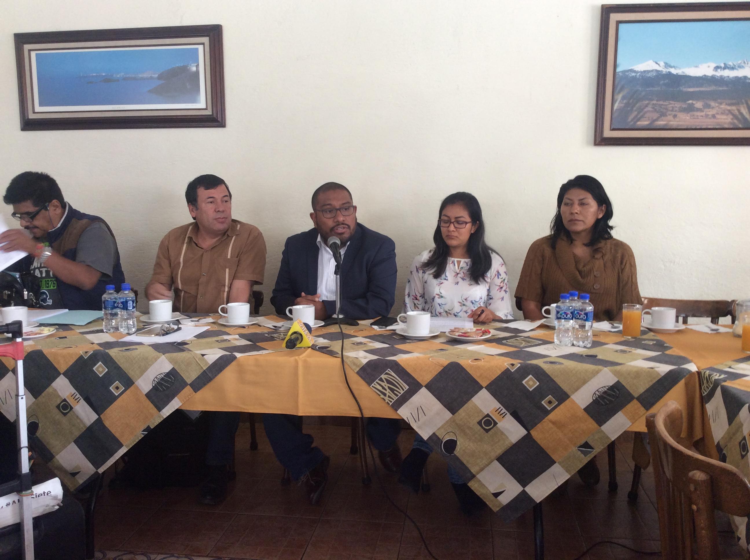Pondrá ONG a prueba a Legislatura con mayoría morenista