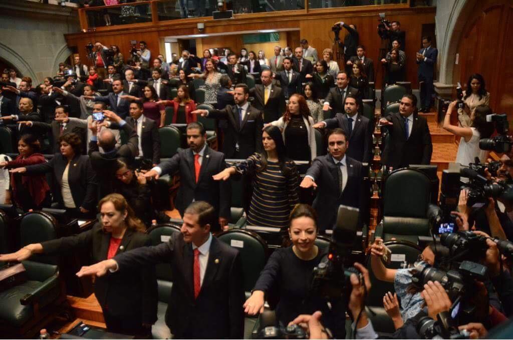 Histórico: MORENA controla al Congreso en Edoméx