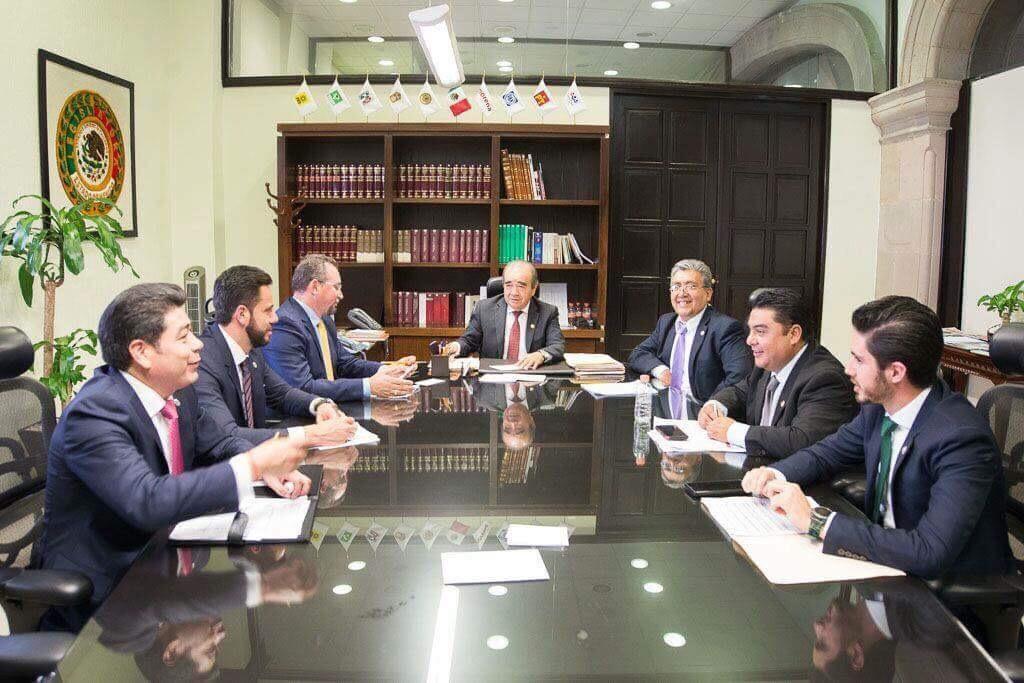 Se reparten la LX del Estado de México MORENA y aliados