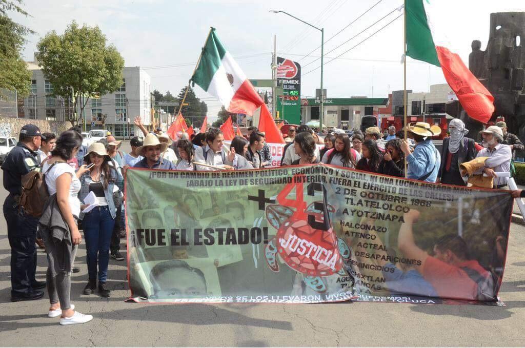 Ayotzinapa: cuatro años después, la herida sigue abierta
