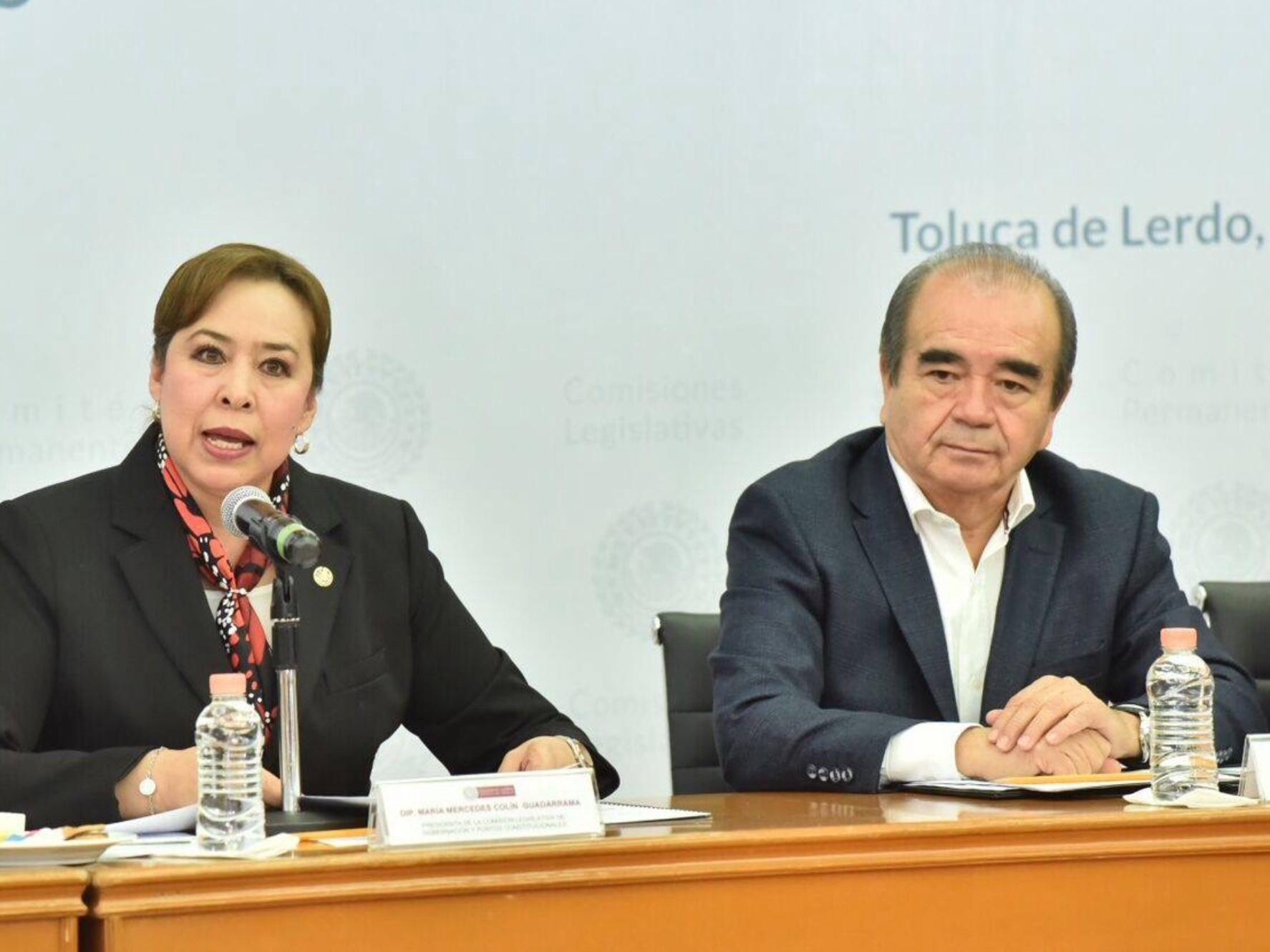 Evaluación del gabinete de Alfredo del Mazo inicia el 3 de octubre