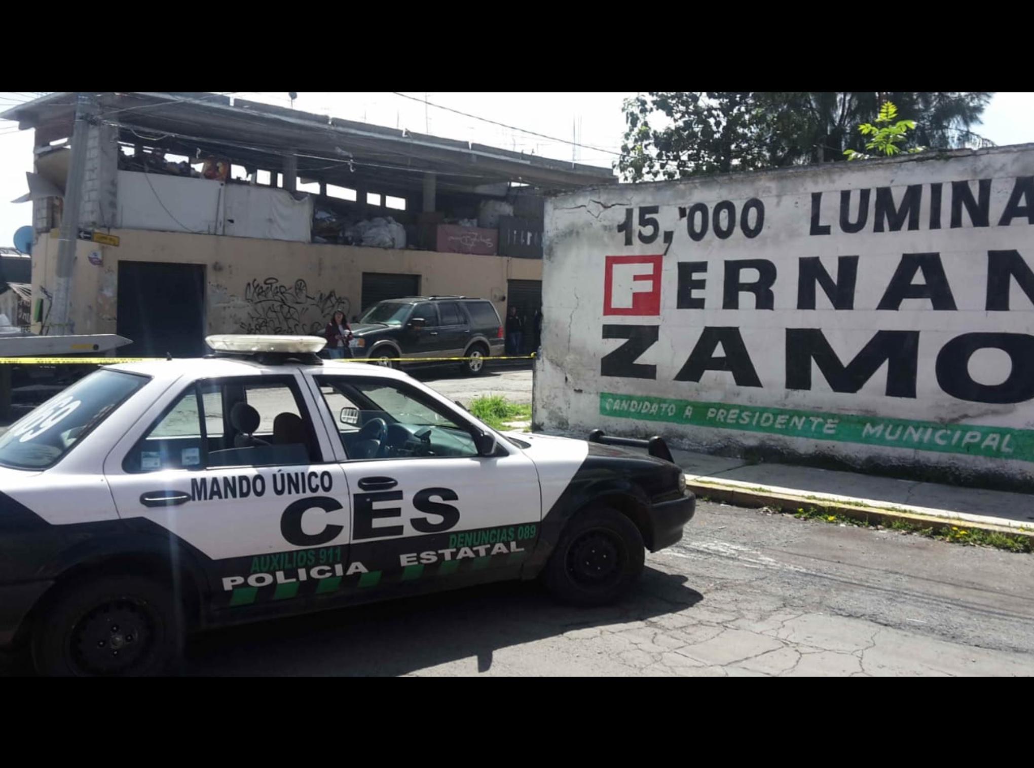 Recrudece la violencia en Toluca