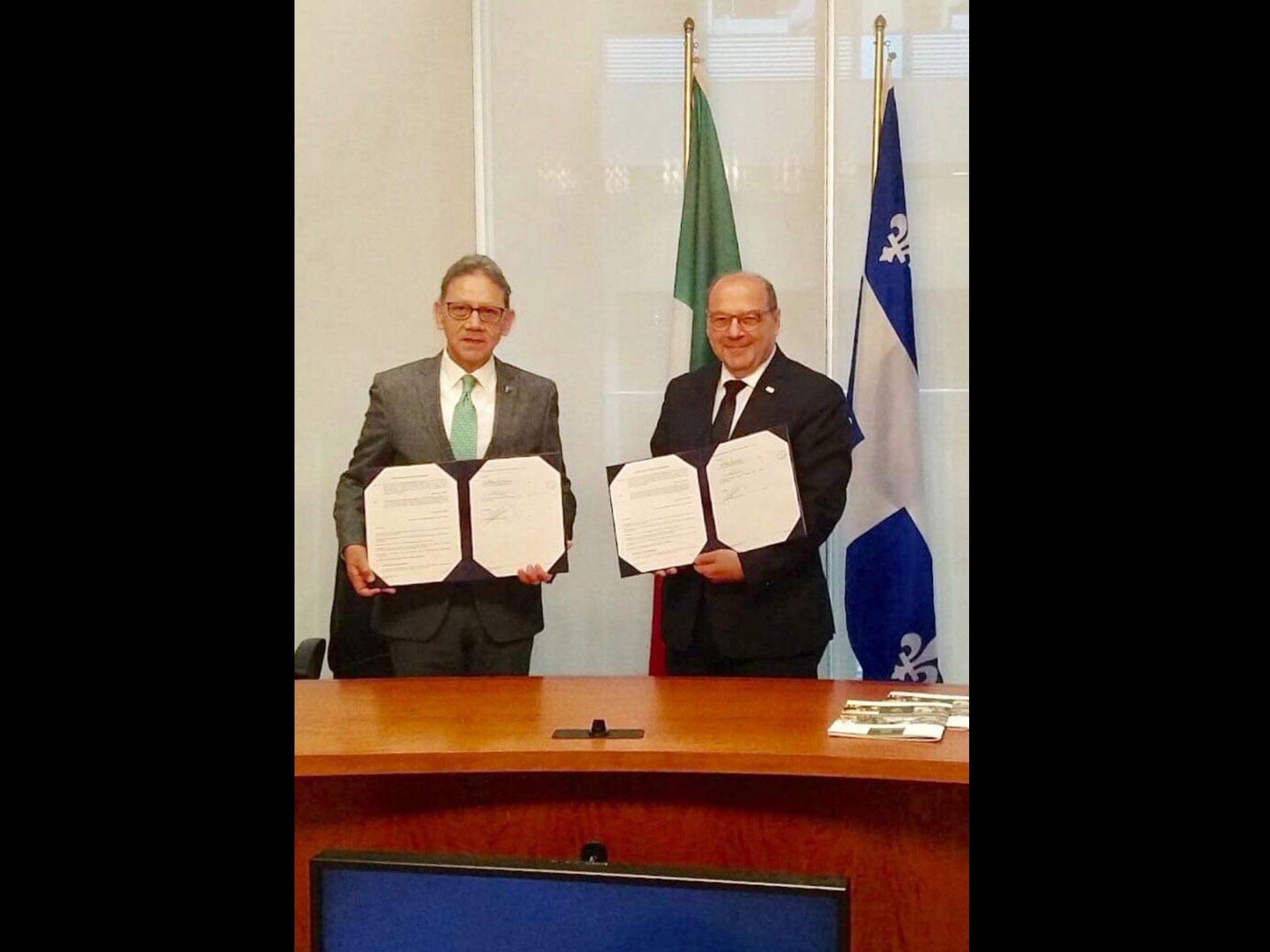 UAEM formará especialistas en hidrología en Canadá