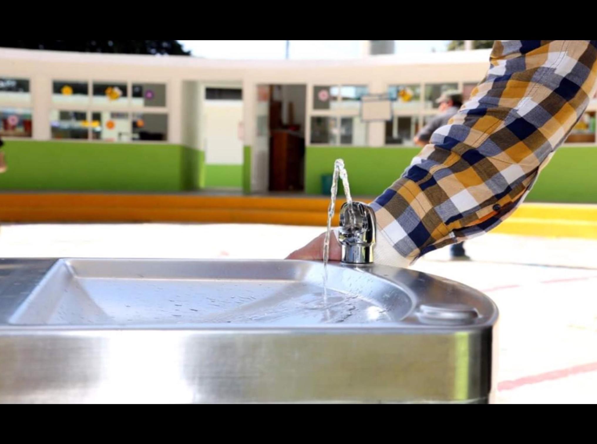 Por corte de agua, suspenden clases en Edoméx