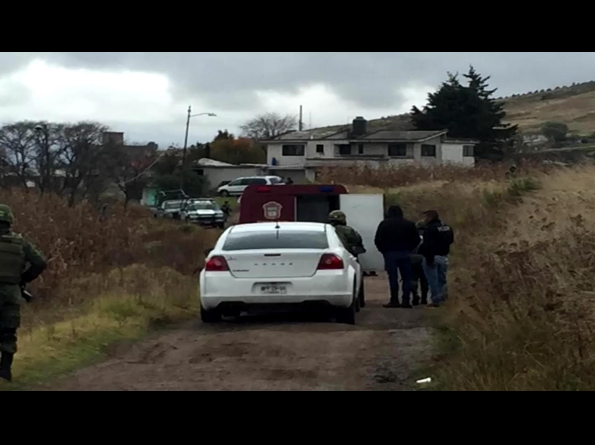 Asesinan a dos en Toluca