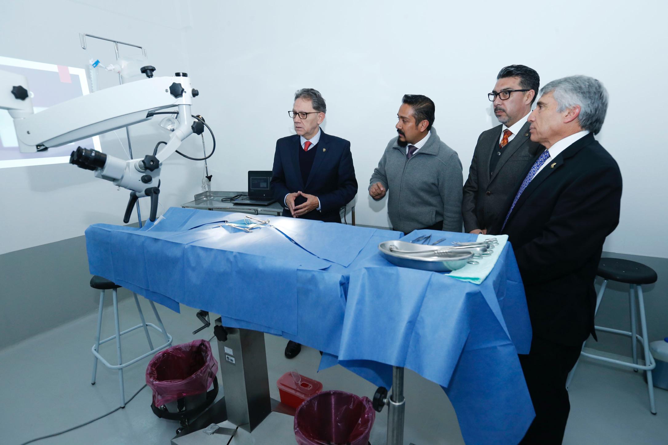 Rehabilitan instalaciones de medicina en UAEM