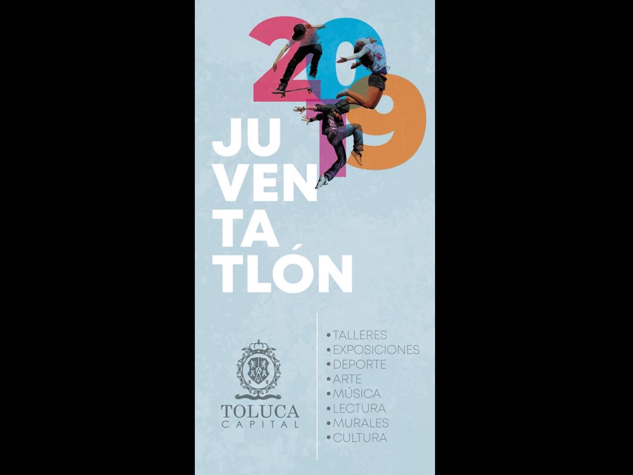 Arma Toluca festival para jóvenes
