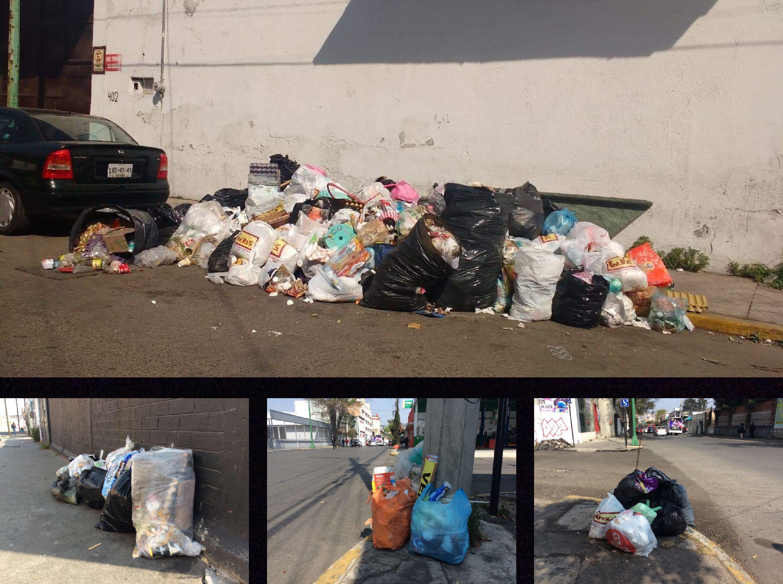 """Ayuntamiento de Toluca les lee cartilla a """"ciudadaños"""""""