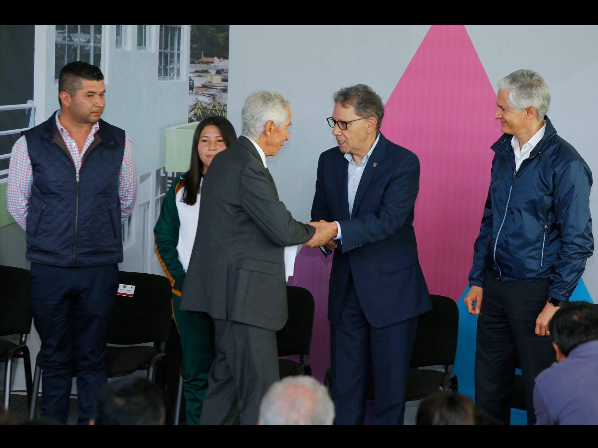 Estrena UAEM plantel en Almoloya de Alquisiras