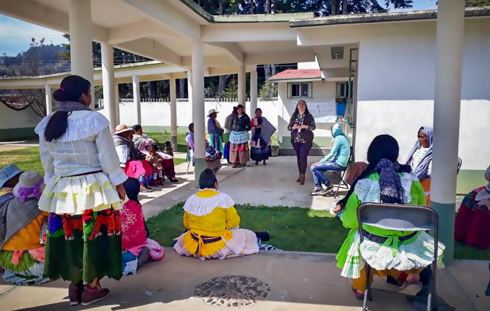 Indígenas, doble y triplemente más vulnerables a discriminación