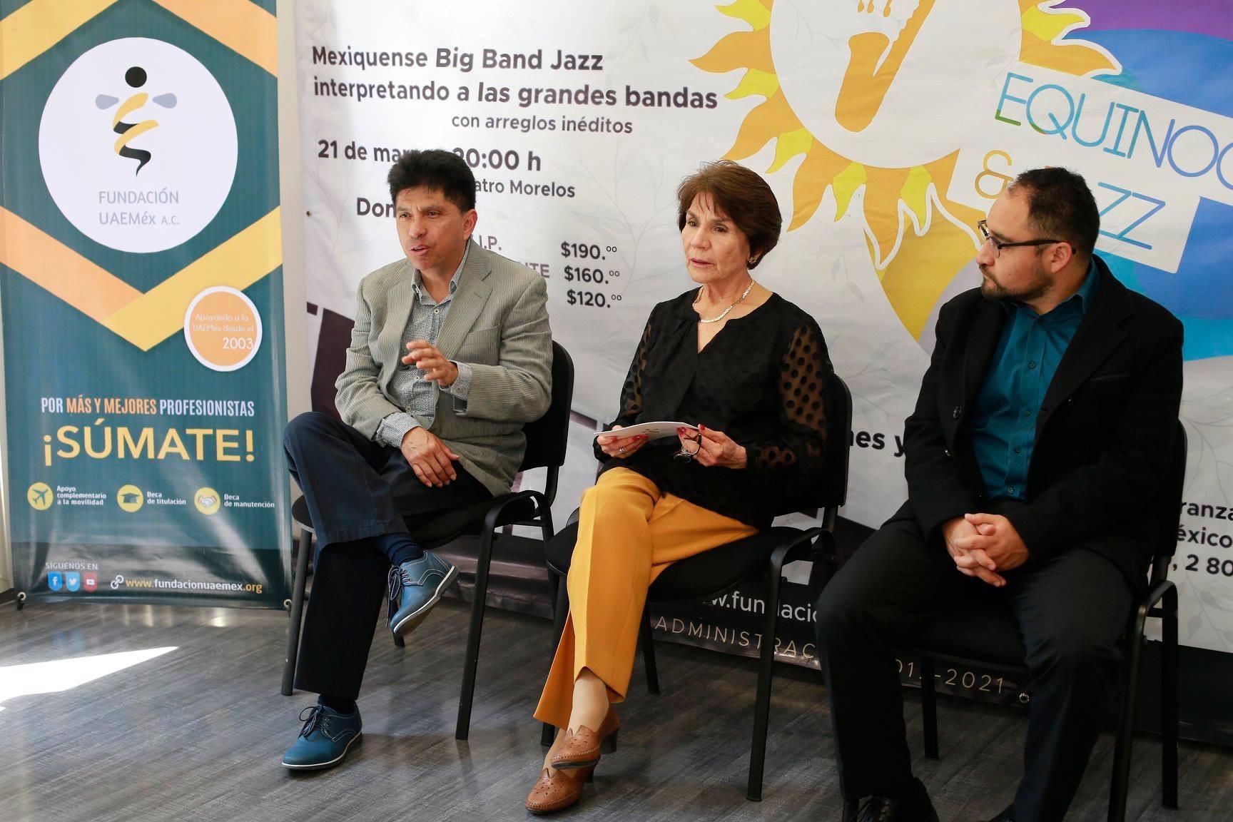 Música con causa en Teatro Morelos