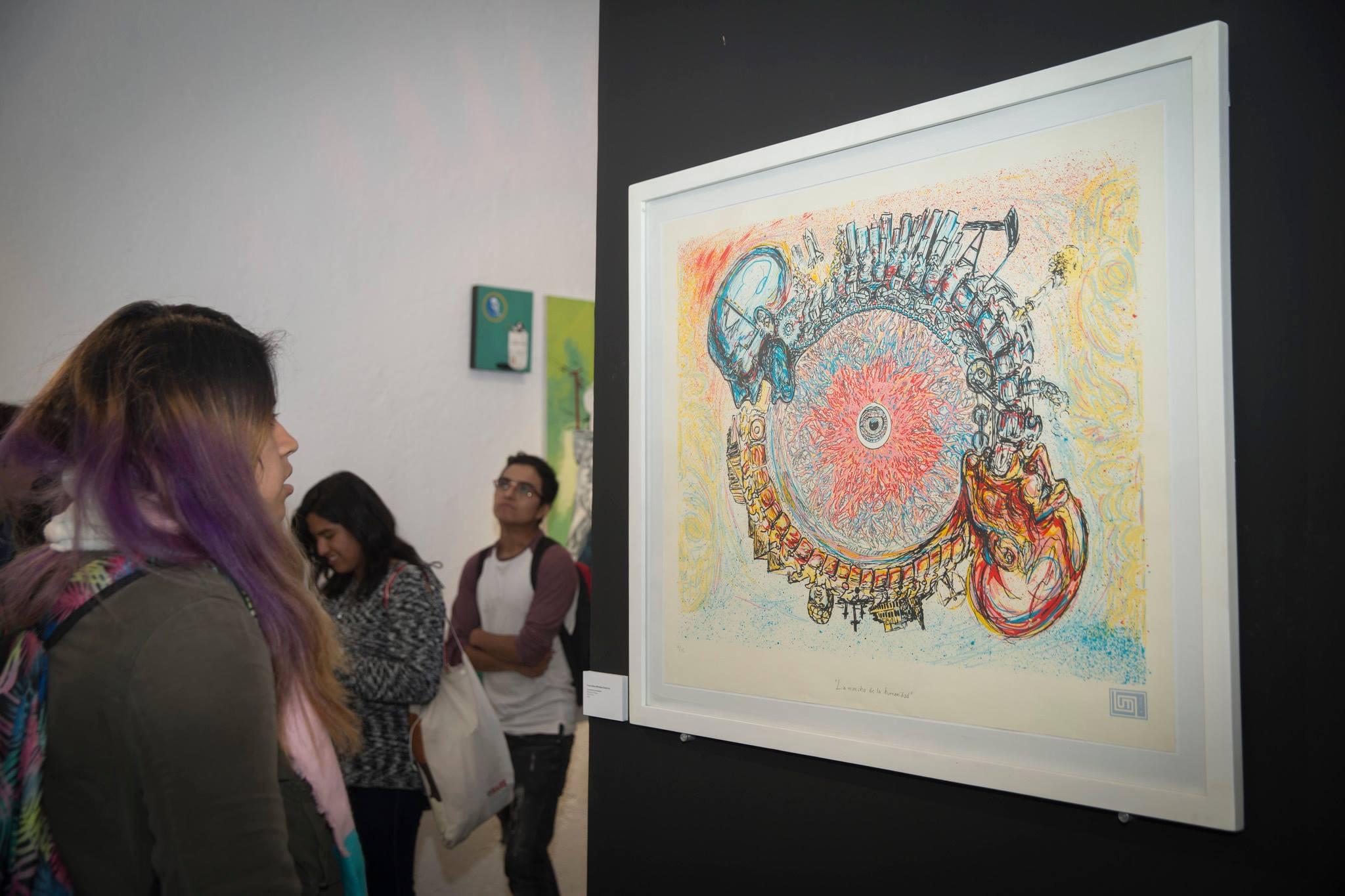 Artes de UAEM exhibe acervo de comunidad estudiantil