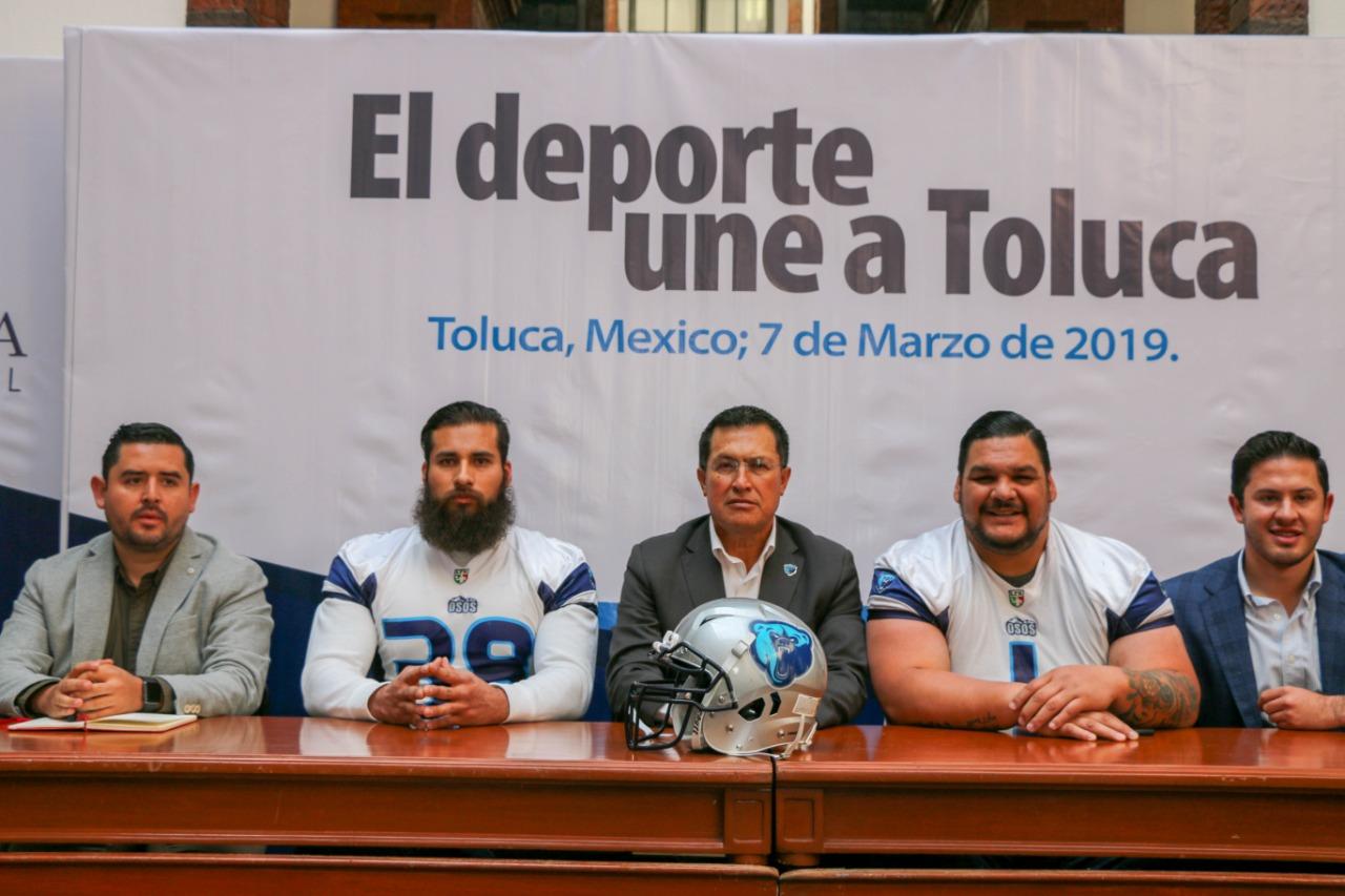 Osos de Toluca, apuntan a la gloria