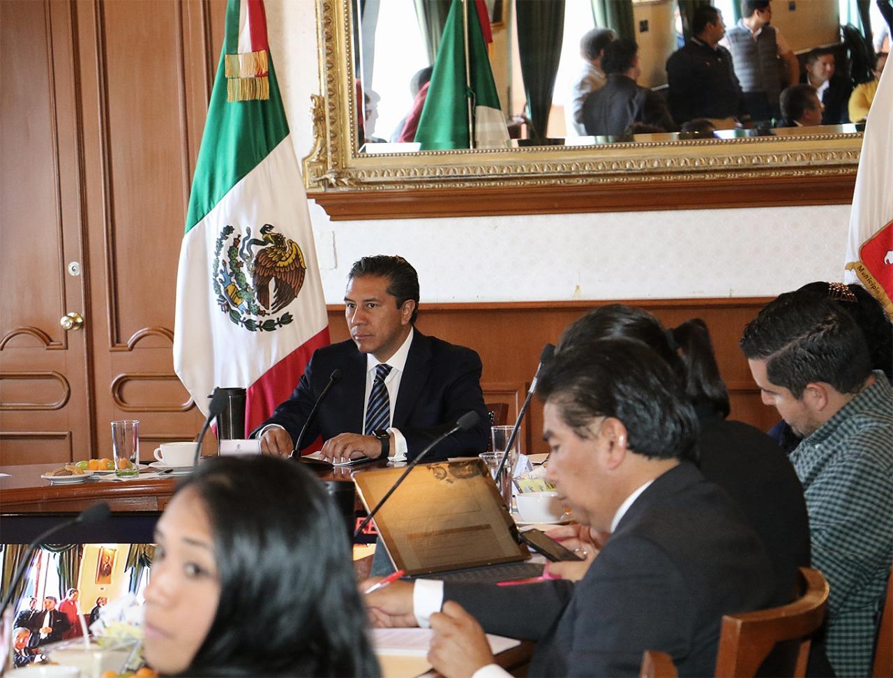 Listo Plan de Desarrollo Municipal de Toluca 2019-2021