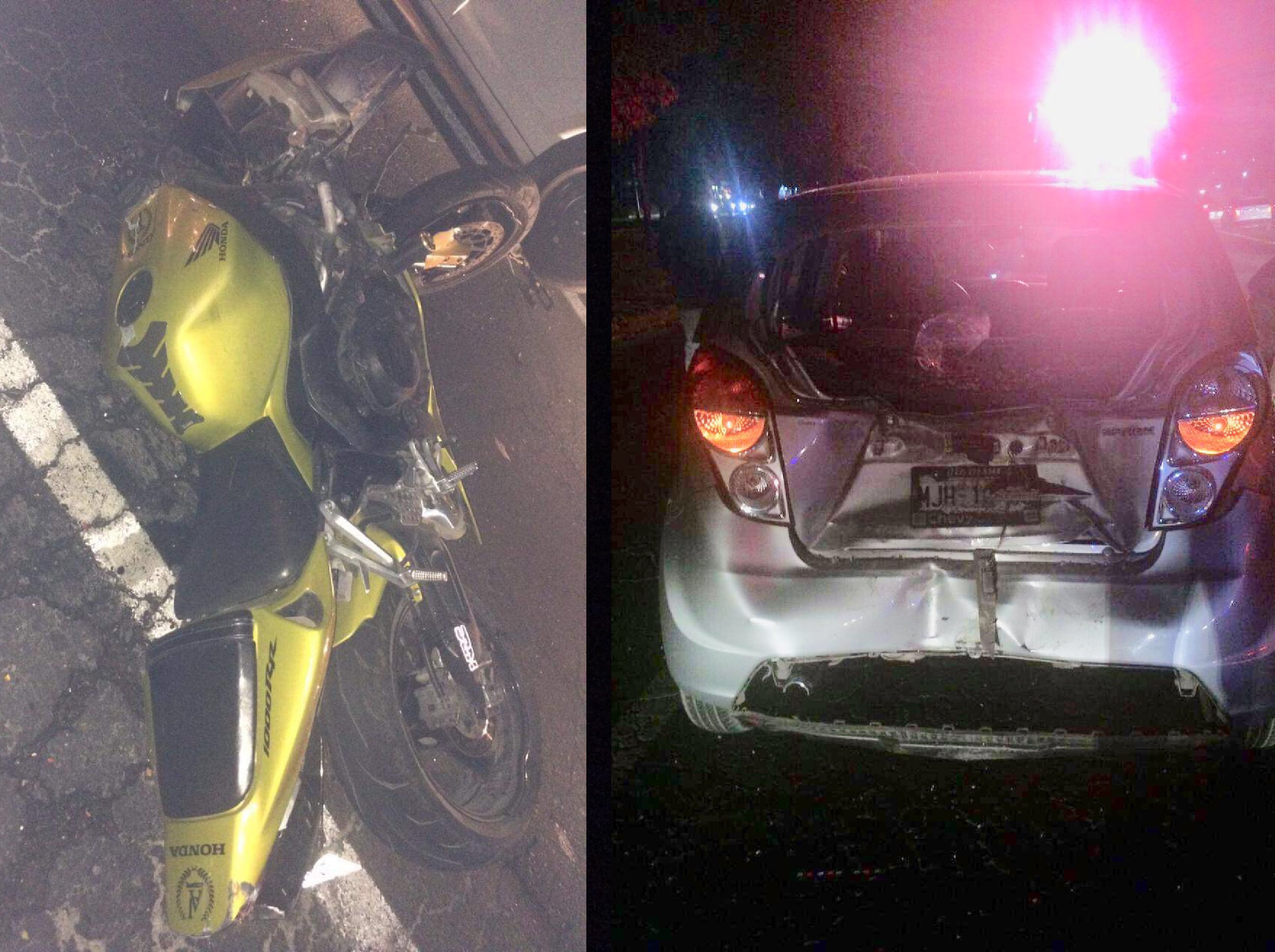 Grave, regidor suplente de Toluca tras accidente