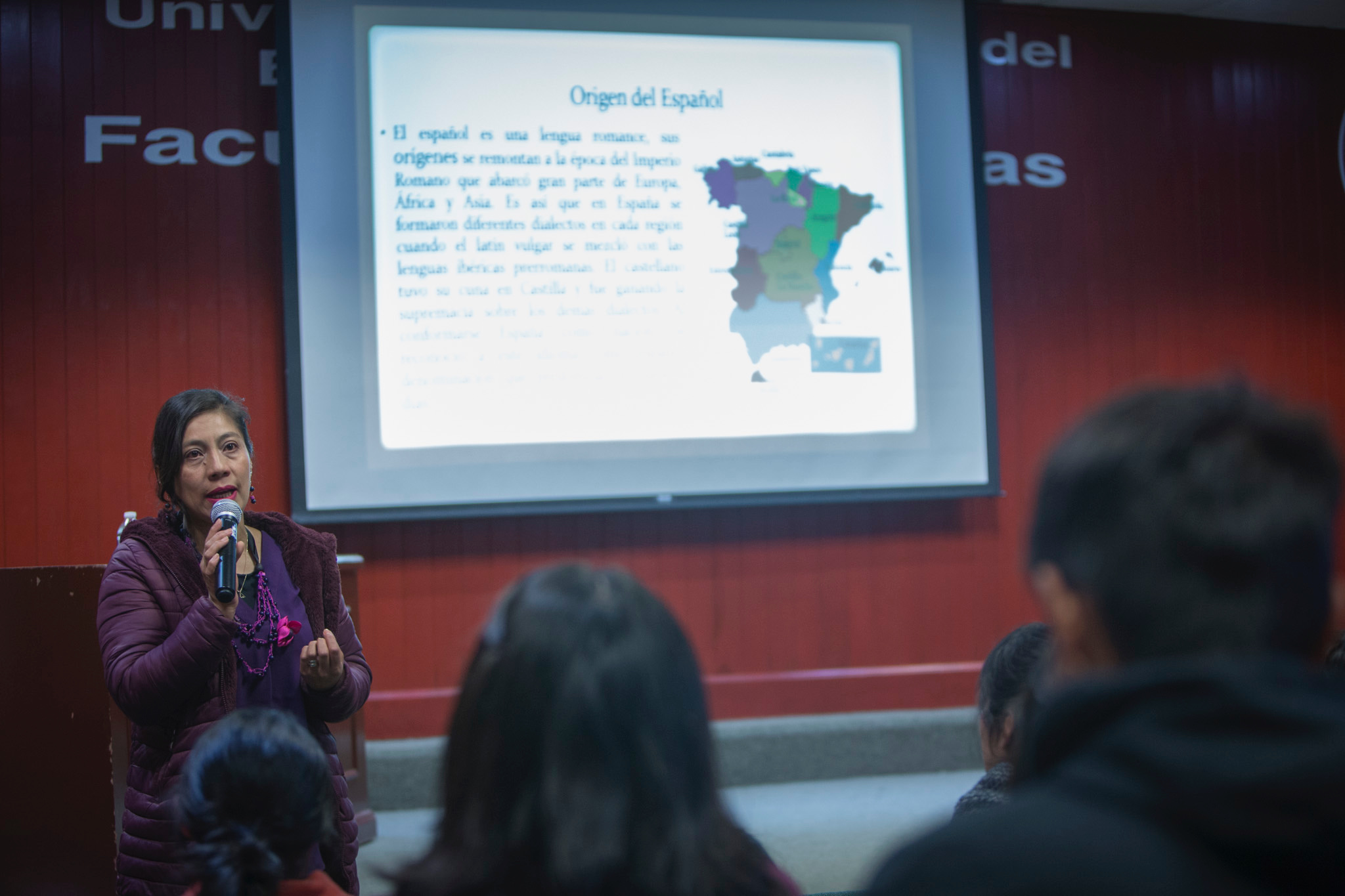 Español, fundamental en la unificación de Latinoamérica