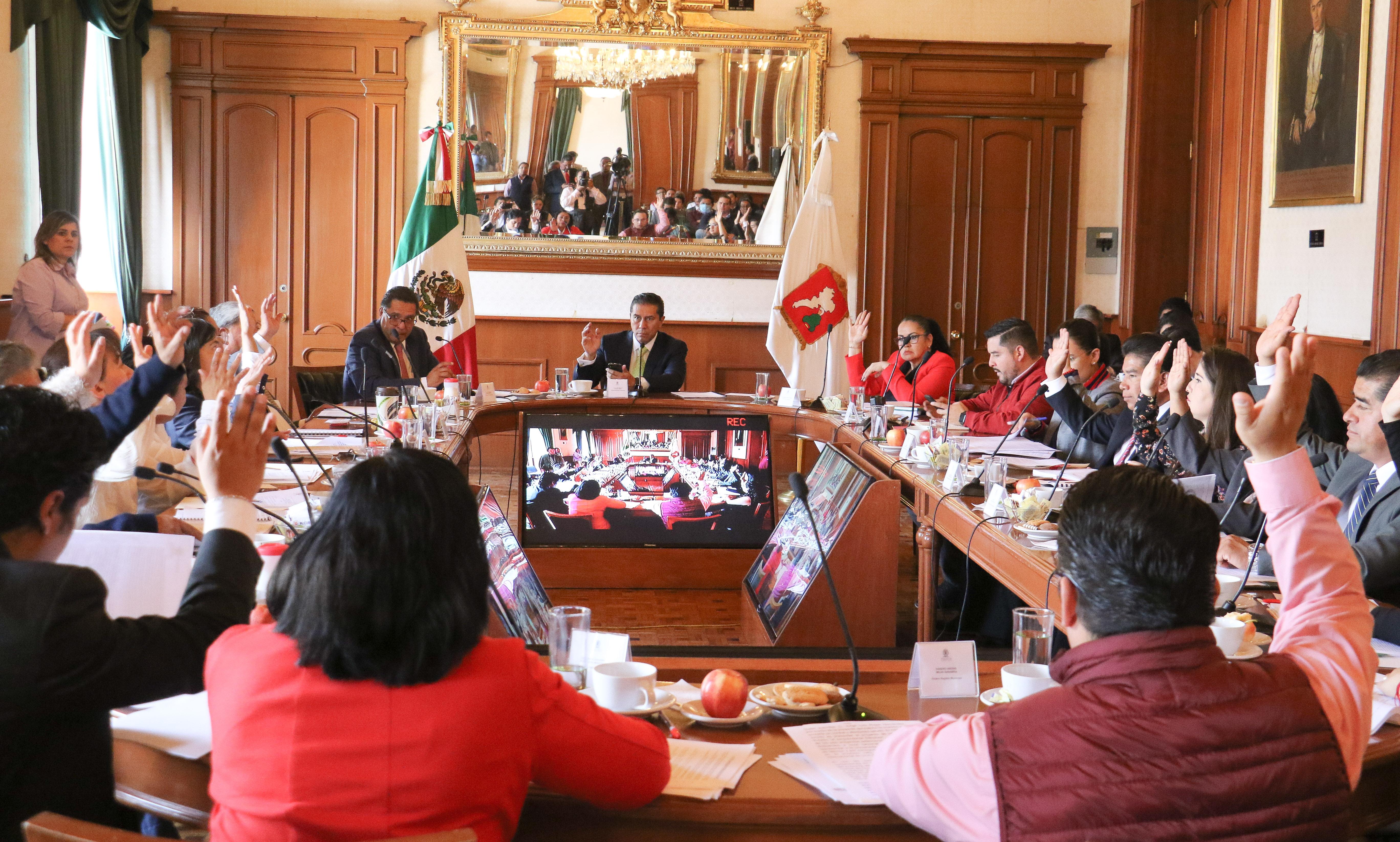 Aprueba Toluca campaña de regularización fiscal