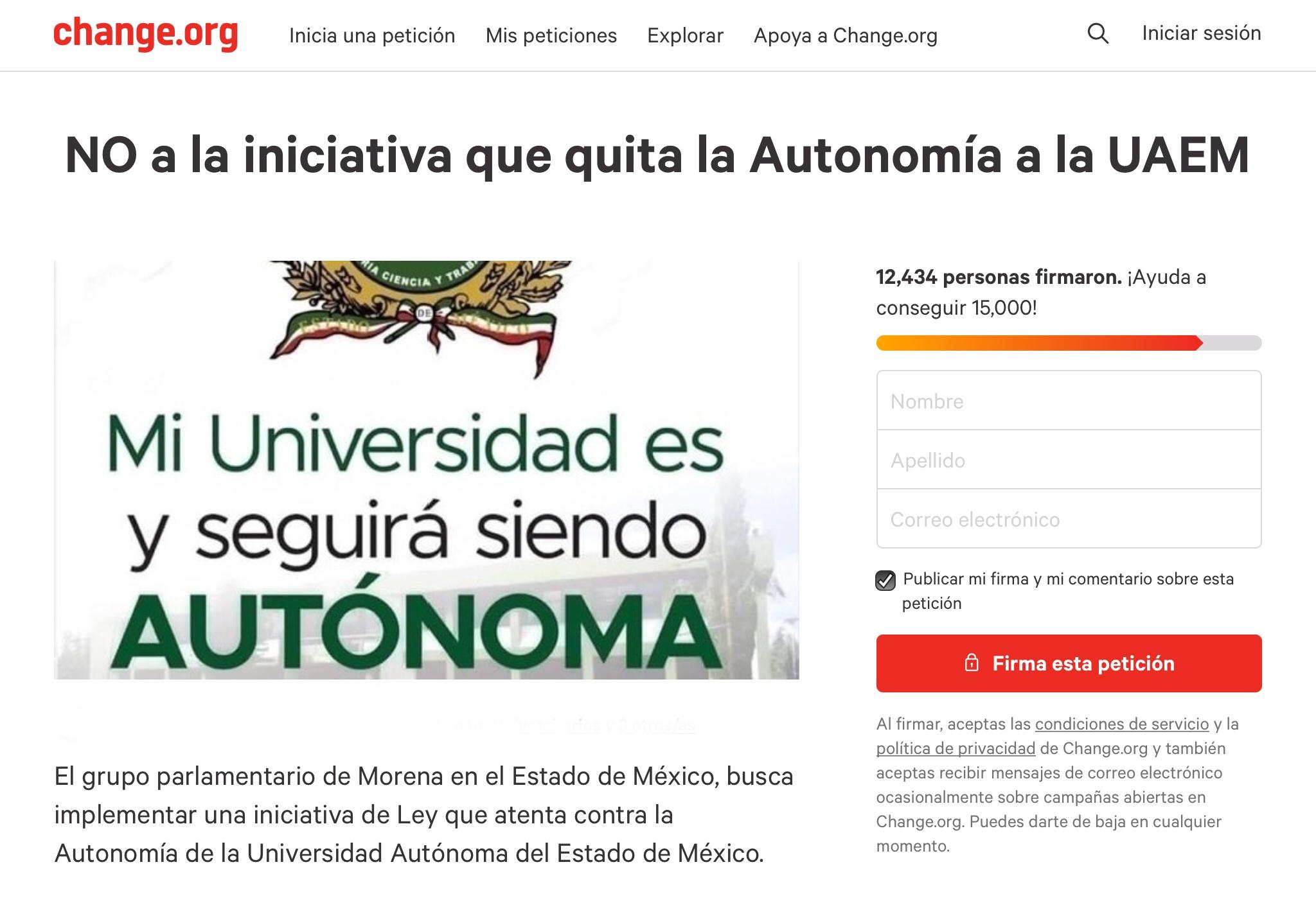 Acusan interés oculto en petición para destituir al rector y Consejo Universitario