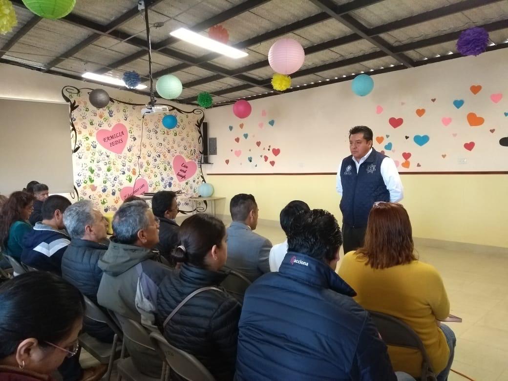 Trabaja Toluca en prevención con adolescentes y jóvenes