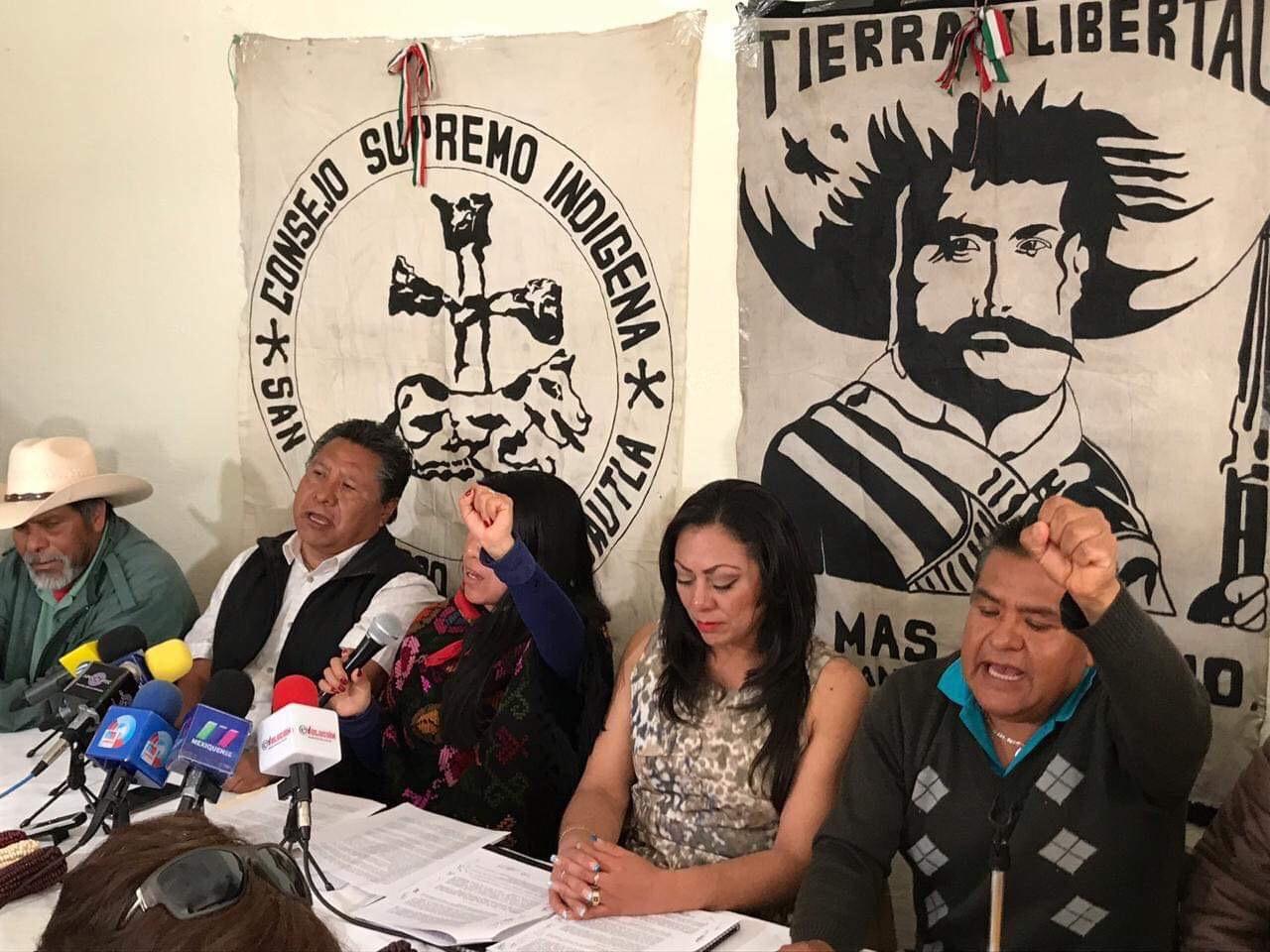 Concilian comuneros de Xochicuautla con empresa por vía privada