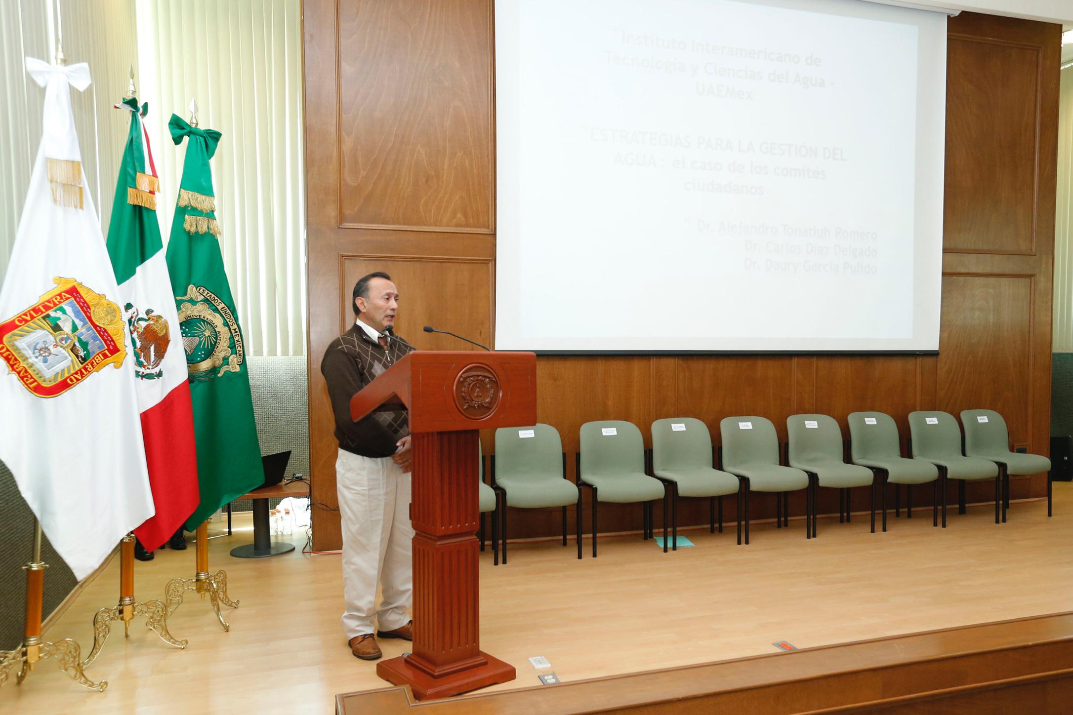Imprescindibles, comités ciudadanos de agua potable en Edoméx