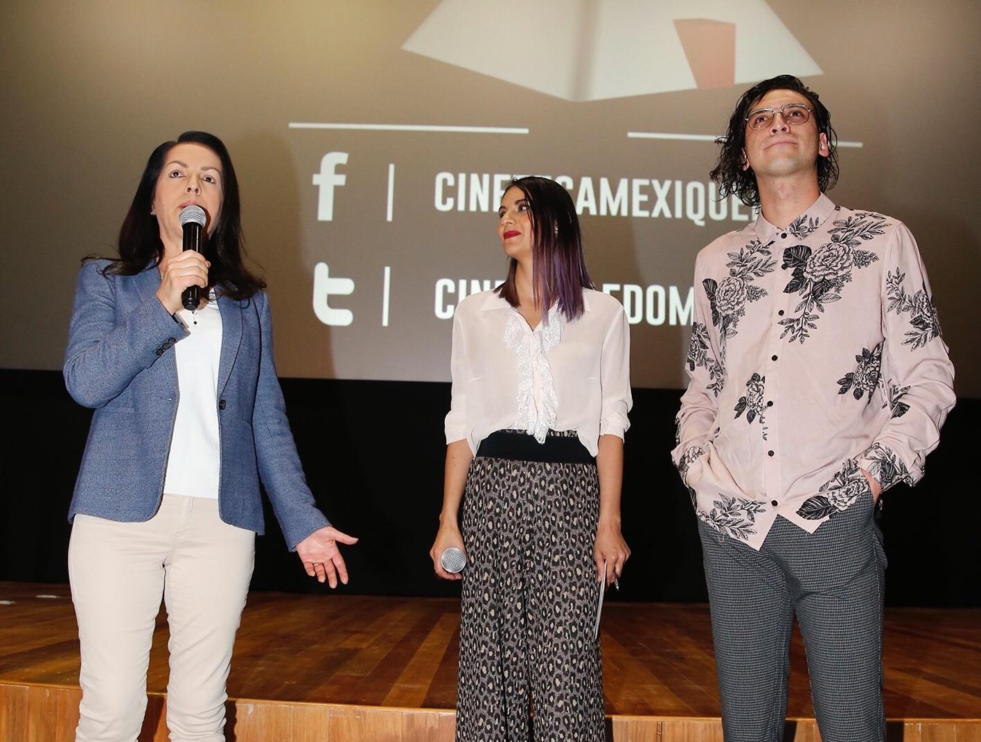 Proyecta Cineteca cortometraje de manufactura auriverde