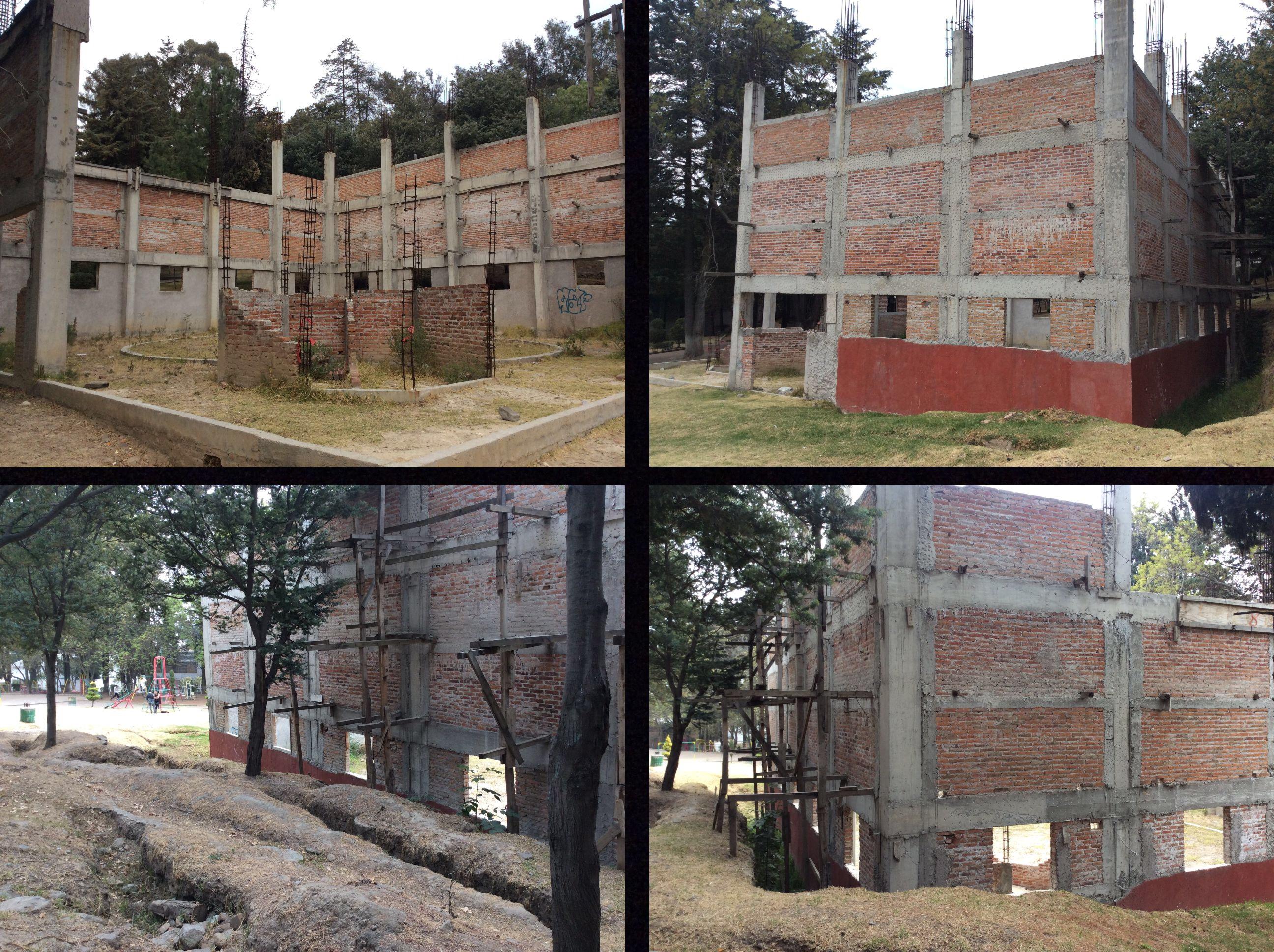 Casa de la Tierra en Toluca, el proyecto que nació muerto