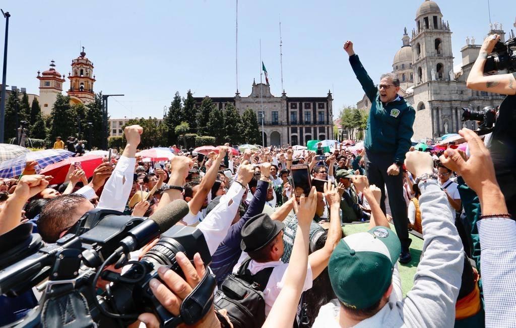 Reitera Alfredo Barrera llamado a Legislatura para dialogar