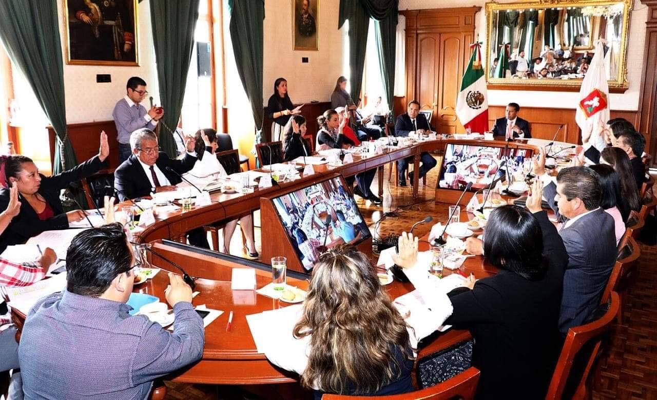 Aprueba Cabildo de Toluca la integración del COMPROBIDES