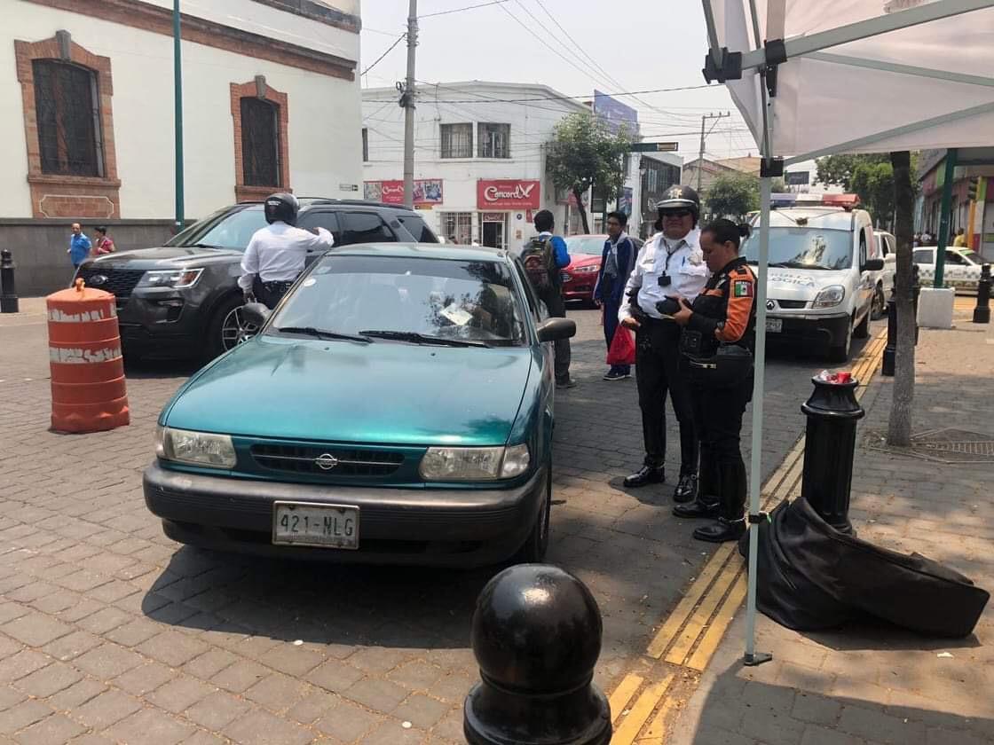 Al corralón 18 vehículos; no tenían verificación