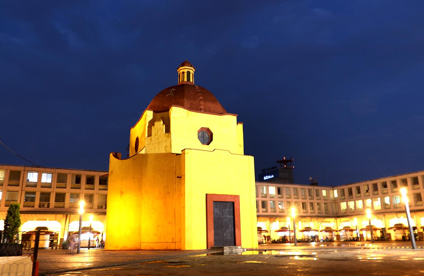 Miércoles de Cine en la Capilla Exenta de Toluca