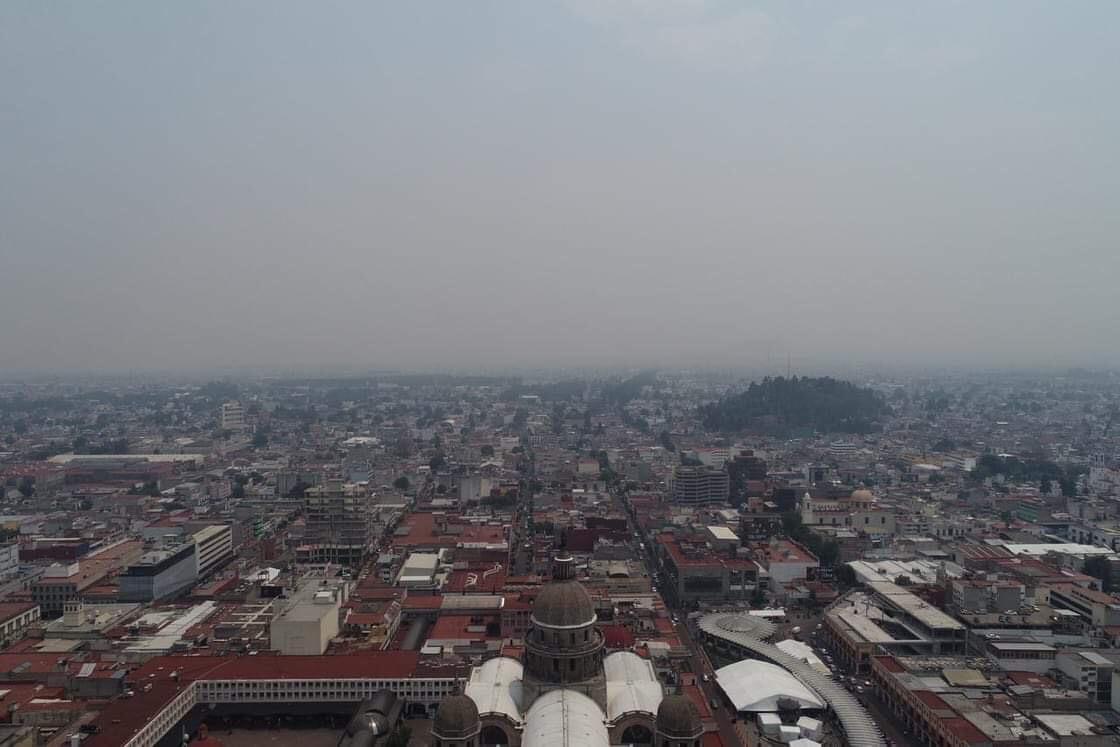 Hasta nuevo avido: queda prohibida la pirotecnia en Toluca