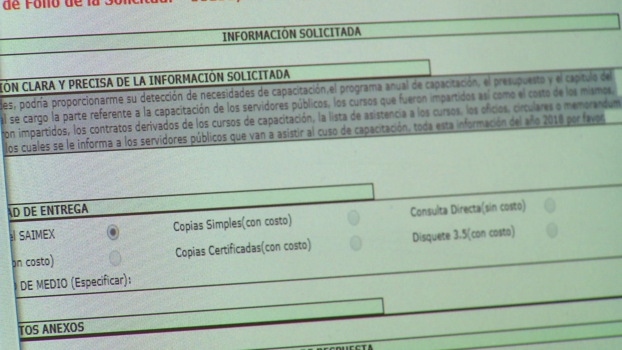 Toluca, el segundo municipio con más solicitudes de transparencia