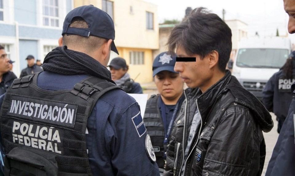 Cae pornógrafo infantil en Toluca