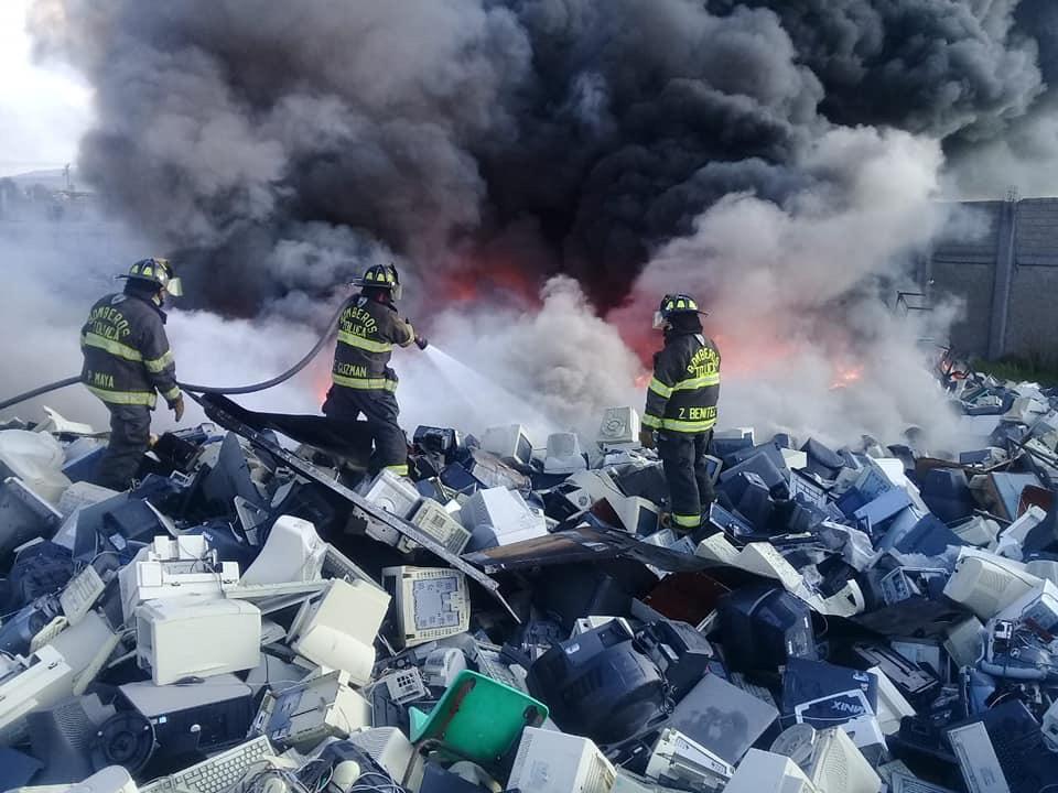 Abren convocatoria para formar parte de bomberos Toluca