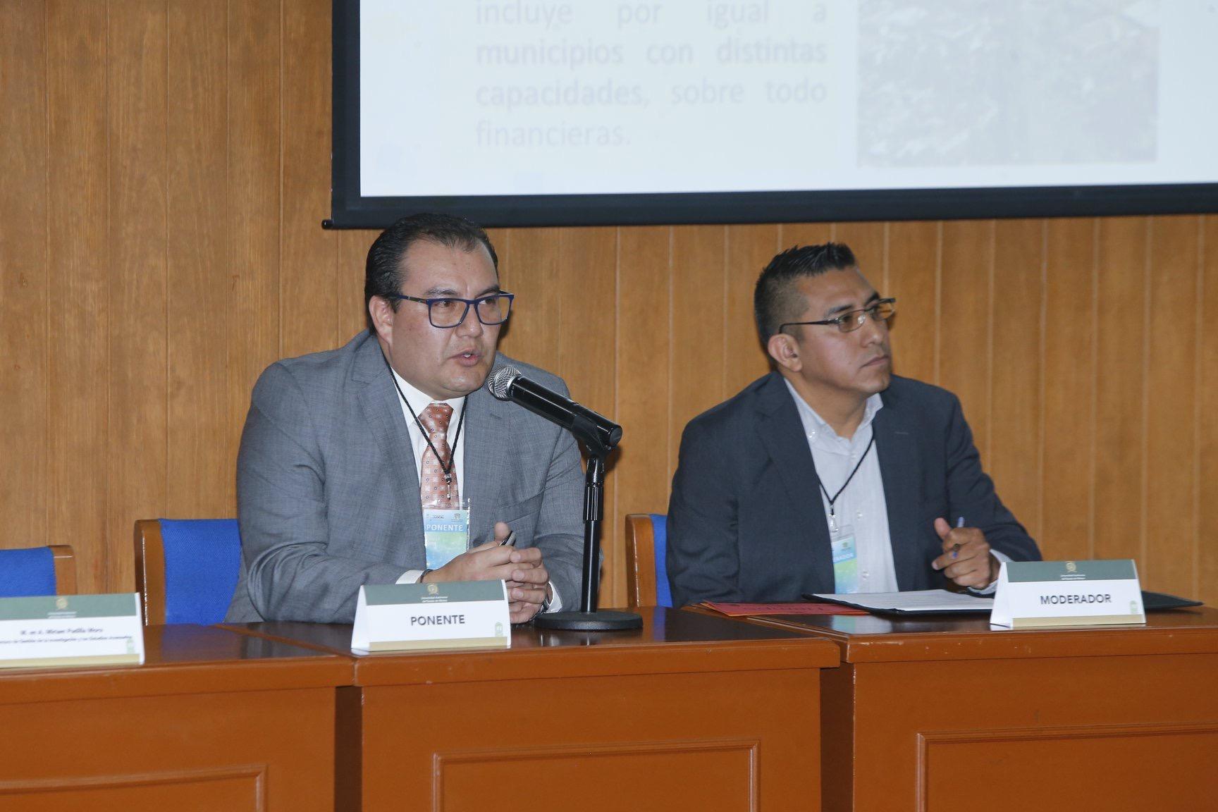 Primordial recuperar capacidad legal y operativa de municipios