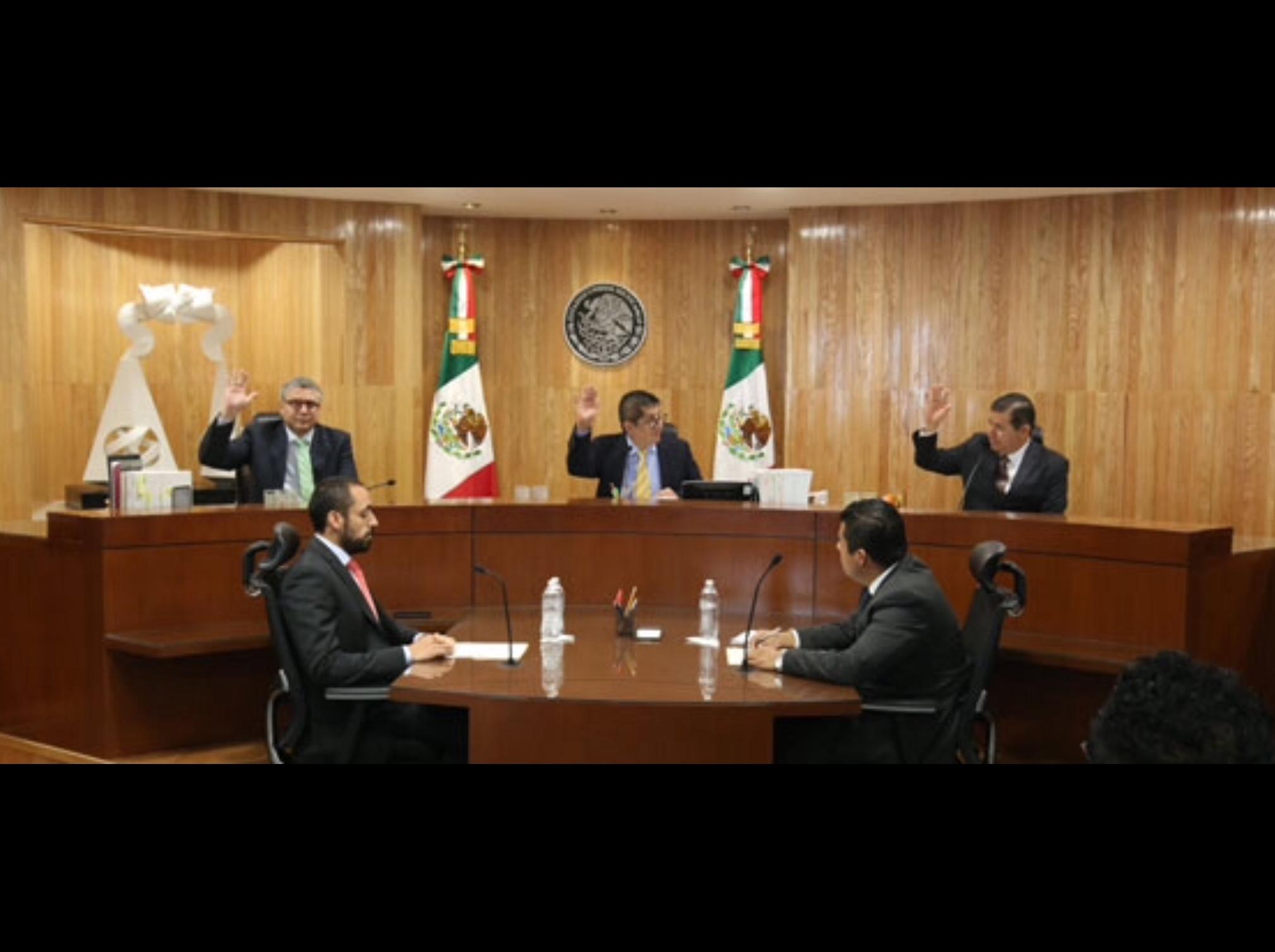 Confirman revocación a sanción a diputados de MORENA-Edoméx