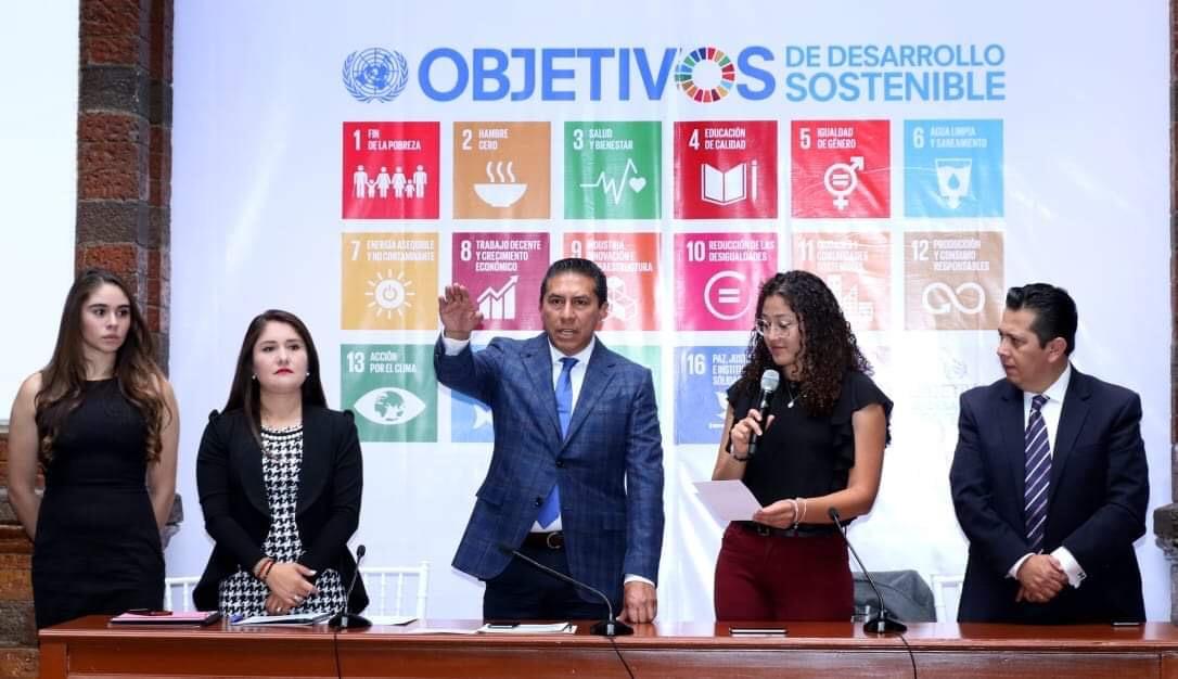 Instala Toluca Consejo Municipal para Agenda 2030