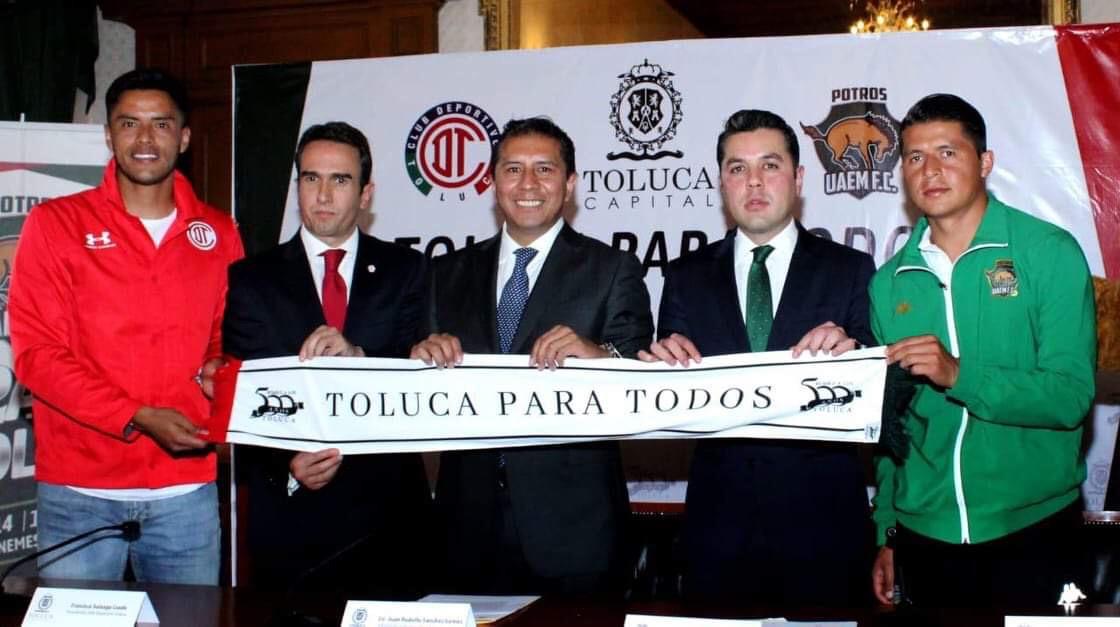 """Blindan """"La Bombonera"""" por Copa Toluca"""