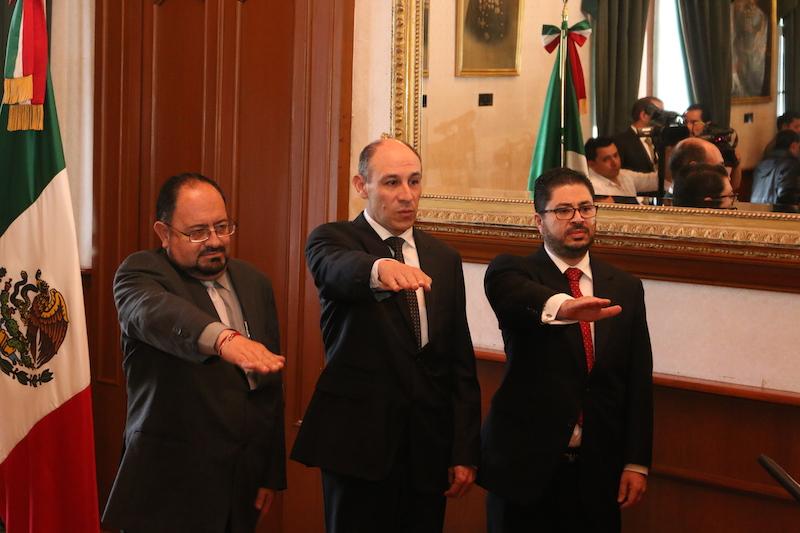 En el limbo, Comité Anticorrupción de Toluca