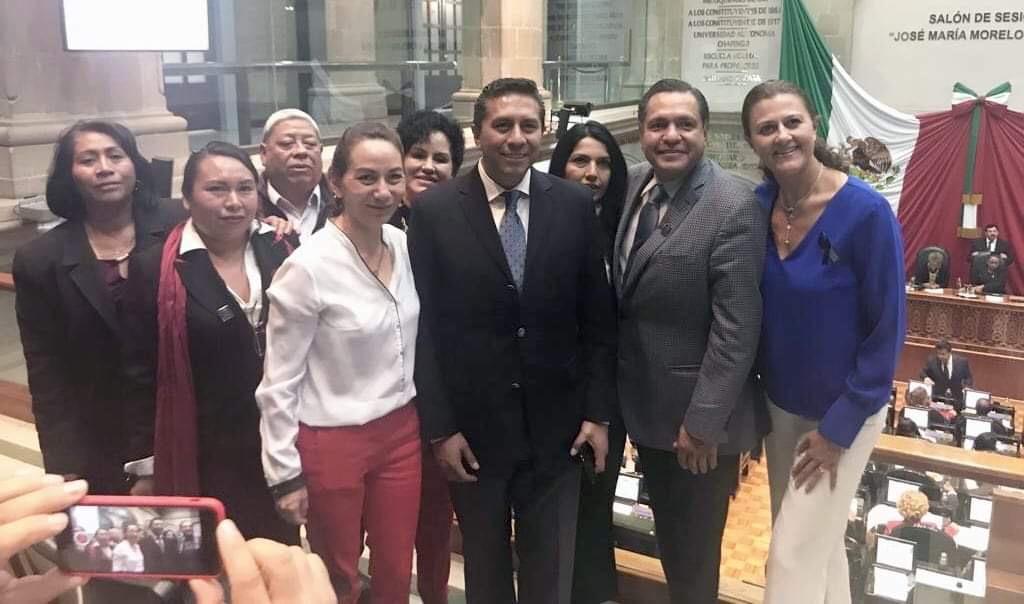 Dan luz verde a Instituto Municipal de la Mujer en Toluca