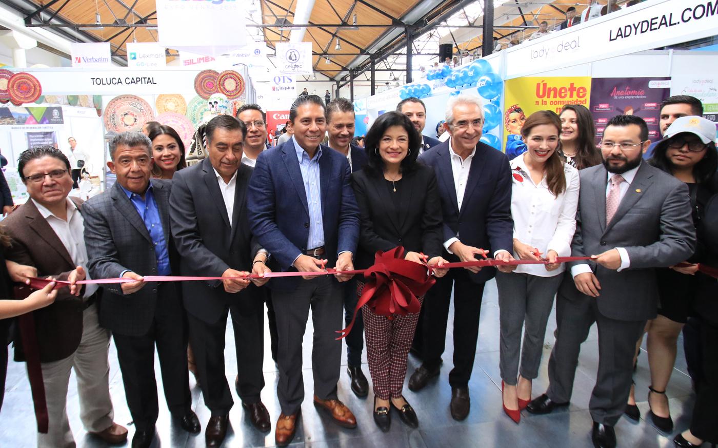 Feria de Tecnología abre sus puertas