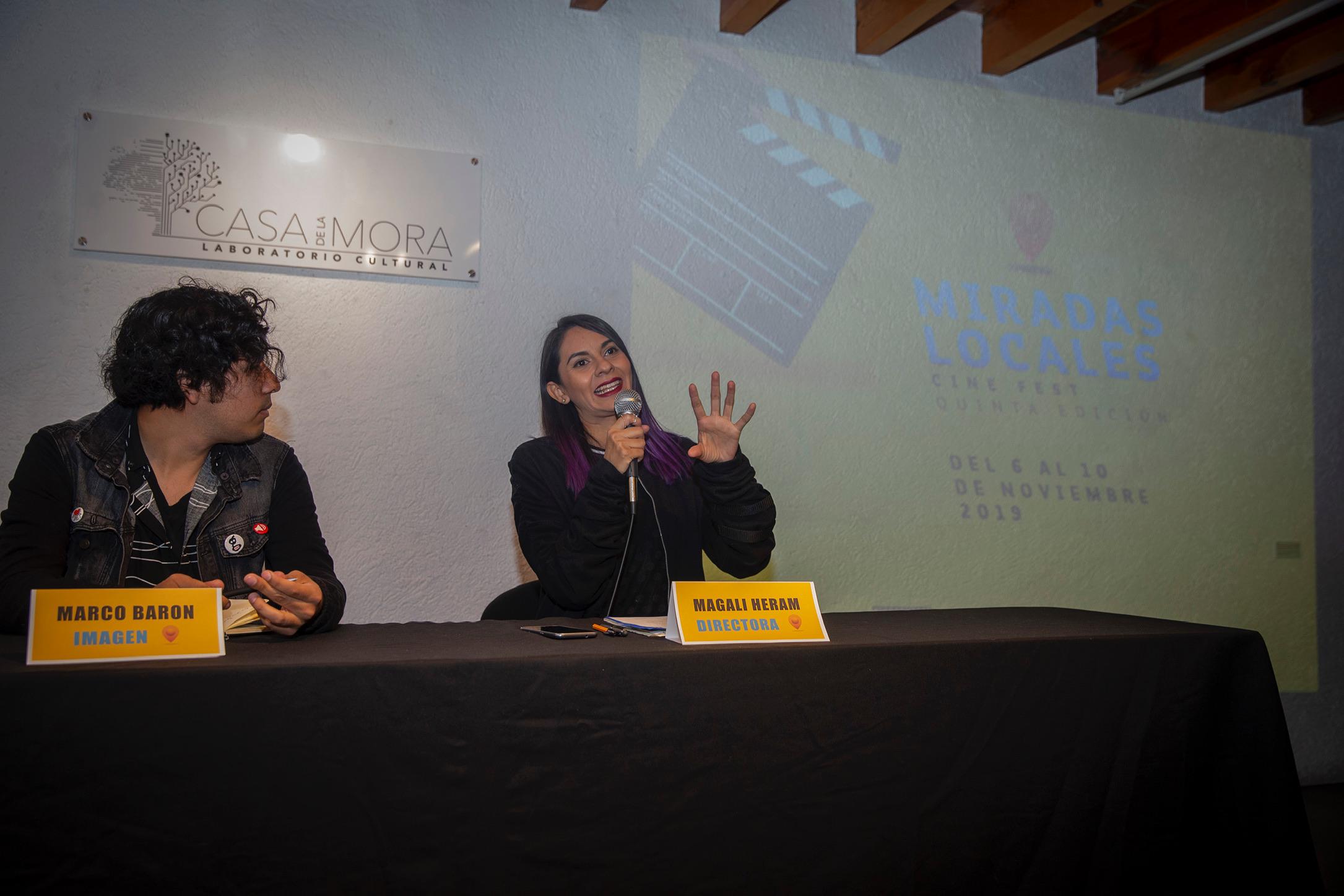"""""""Miradas Locales"""", el espacio de UAEM para creadores audiovisuales"""