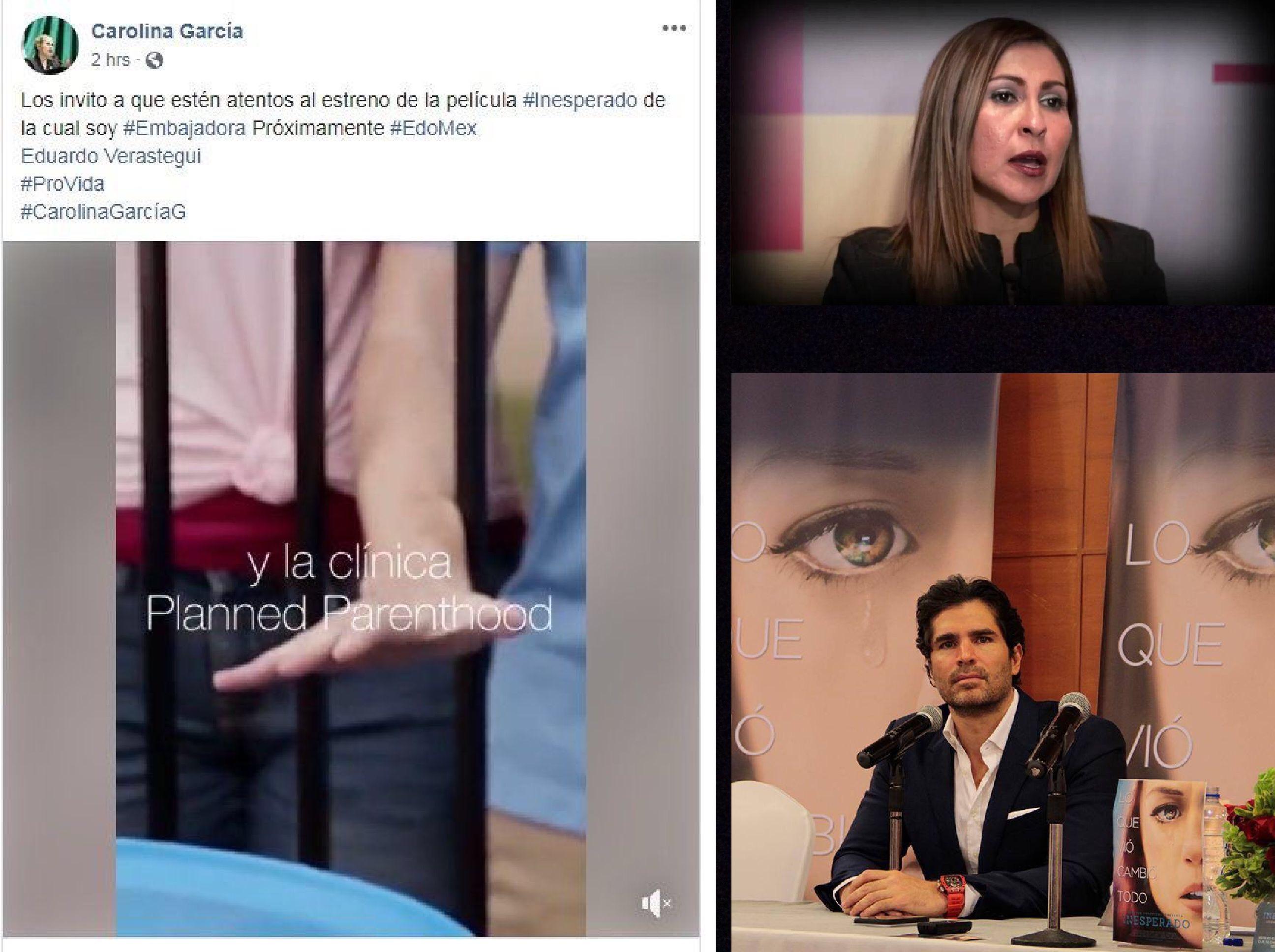 """Recriminan postura """"provida"""" de diputada federal del PES"""
